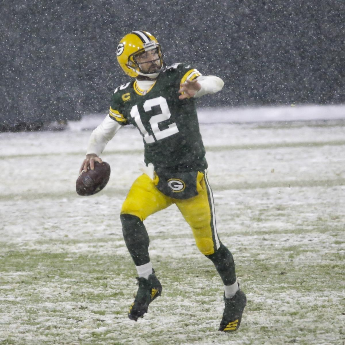 Mike McCarthy Thought Aaron Rodgers Belt Celebration Was