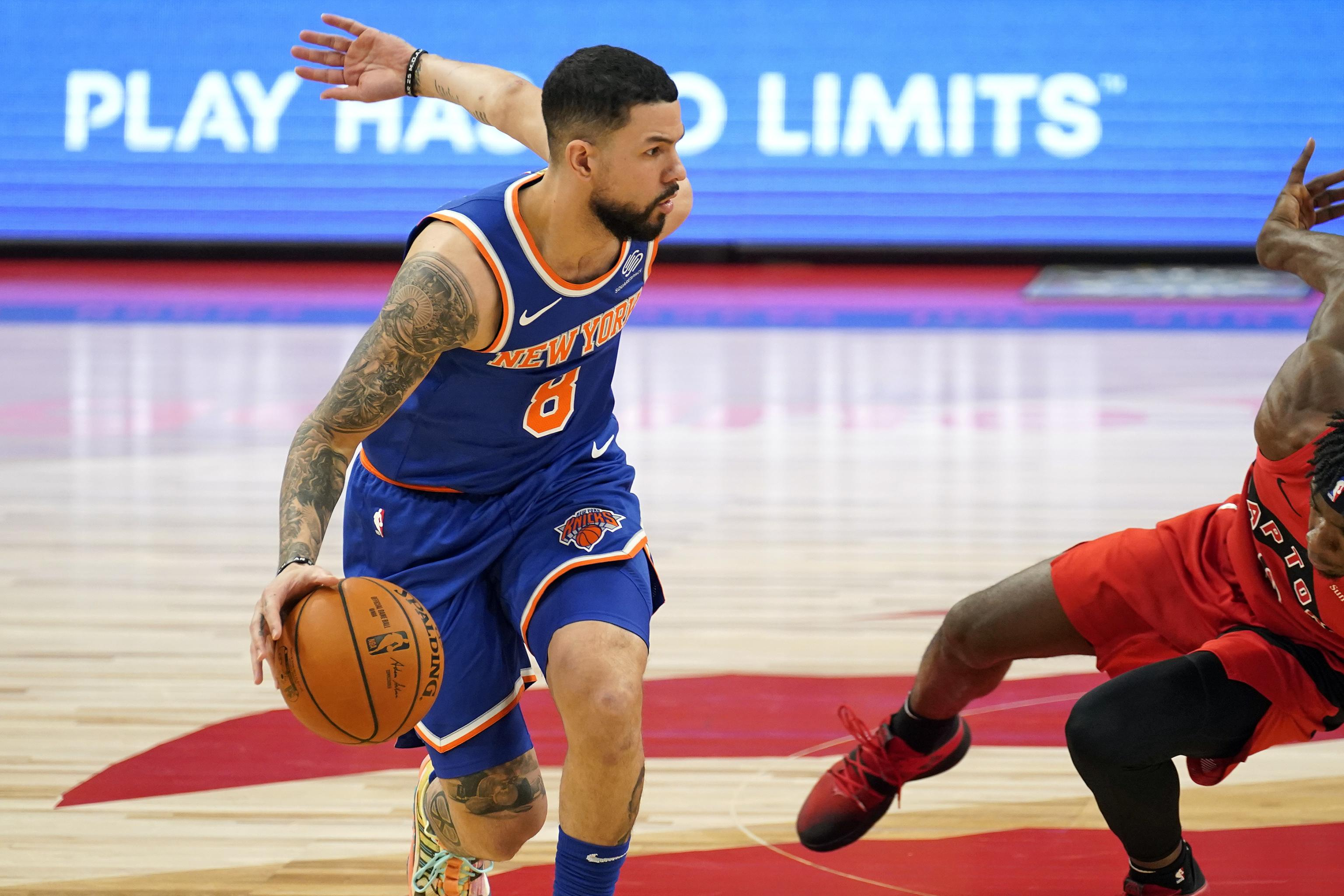 Austin Rivers After Knicks Loss To Raptors It S A Process Trust Us Bleacher Report Latest News Videos And Highlights