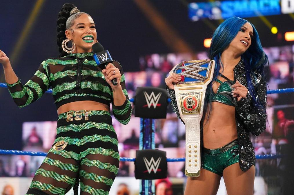 Ranking 7 Women Most Likely to Be Female WWE Star of the Year