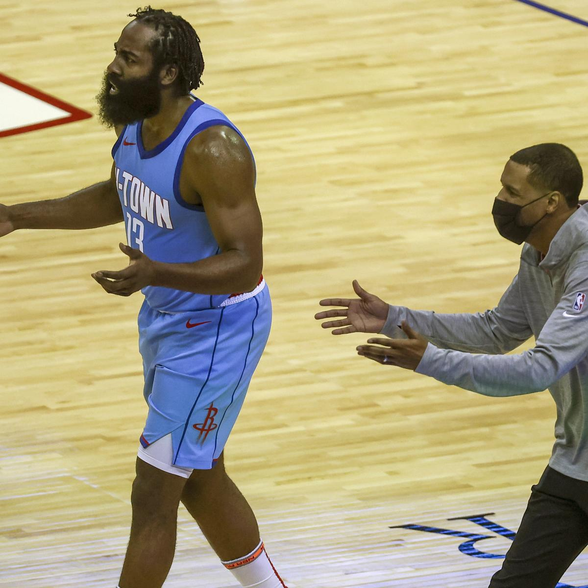 James Harden: Rockets'Not Good Enough;' I've Done'Everything That I Can' thumbnail