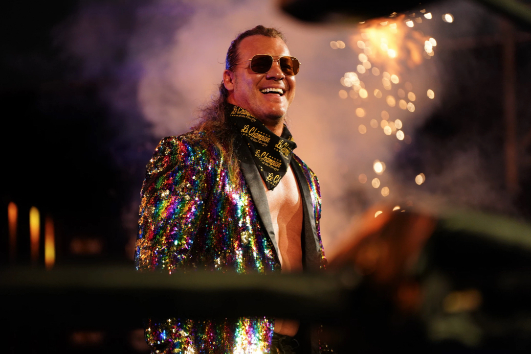 AEW's Chris Jericho Says He Had COVID-19 in September, 'Had 0 Symptoms'