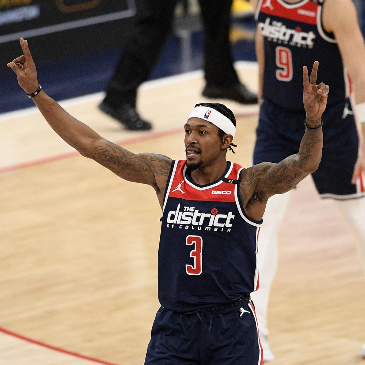 NBA Rumors: Latest Buzz on Bradley Beal Trade, Andre Drummond