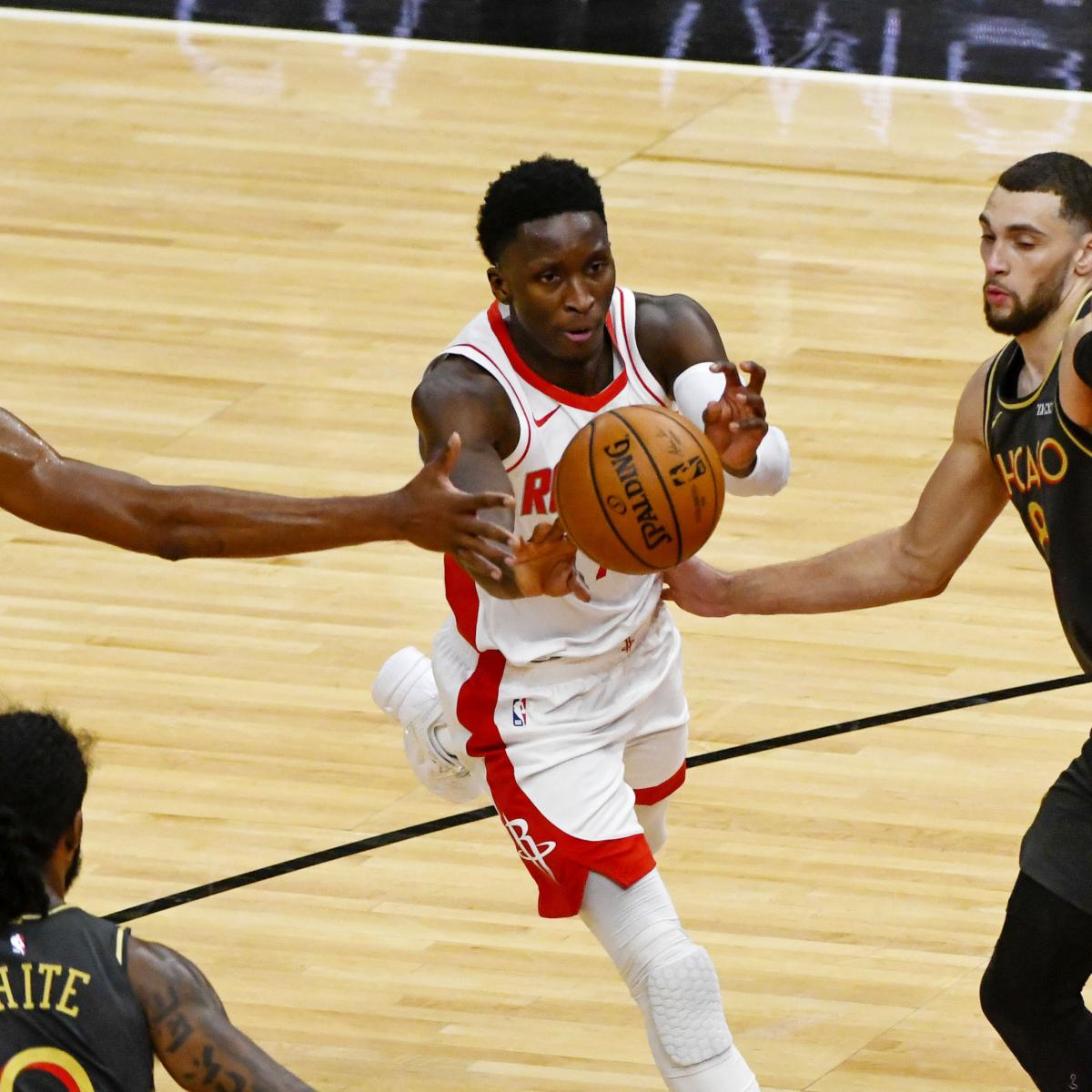 NBA Rumors: Latest Buzz on Victor Oladipo, Rockets, Joe Harris Trade