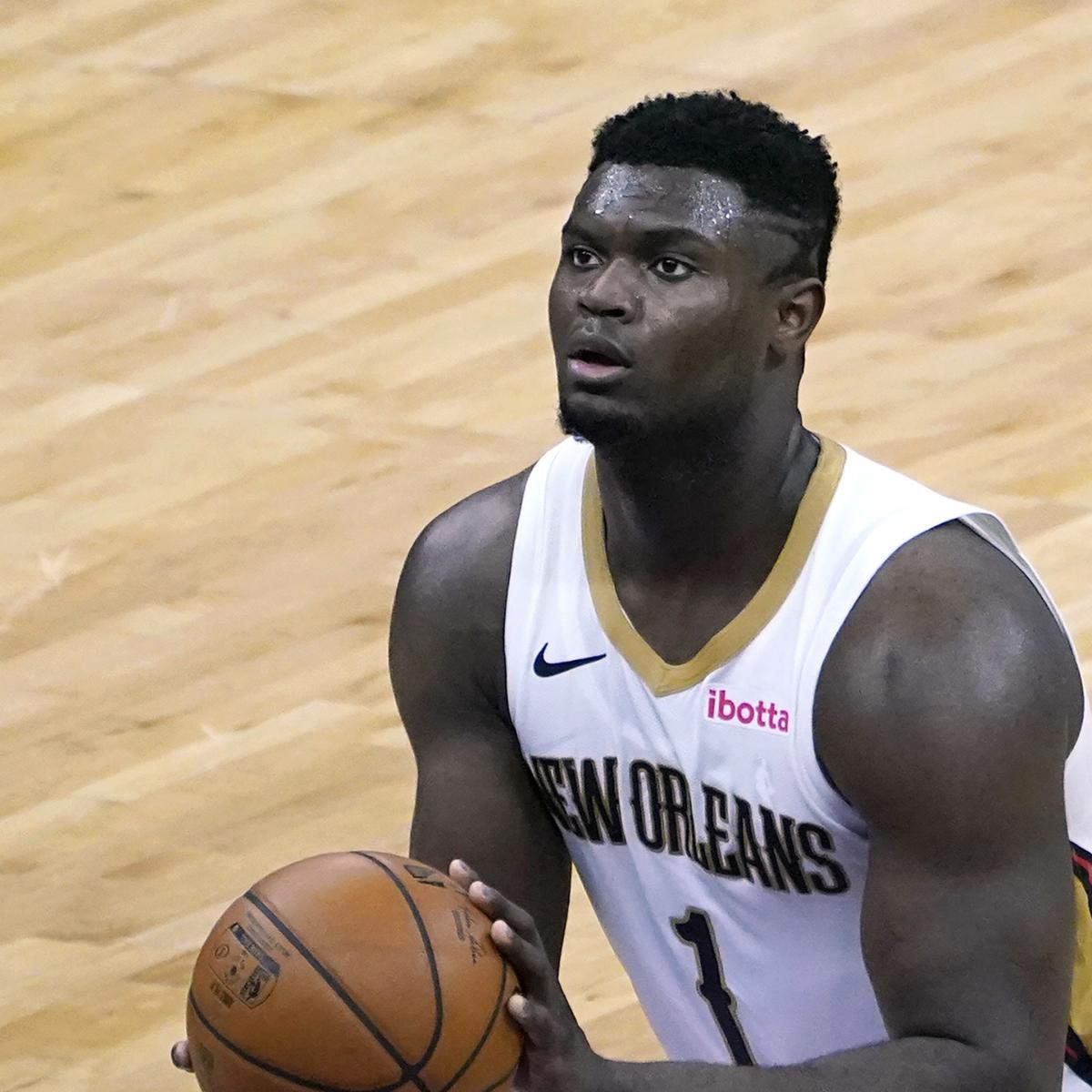 Zion Williamson's Marketing Contract with Agent Gina Ford Voided by Judge