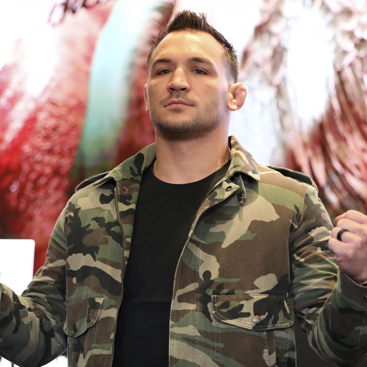 UFC's Michael Chandler Says He'd Prefer to Fight Khabib over Conor McGregor thumbnail