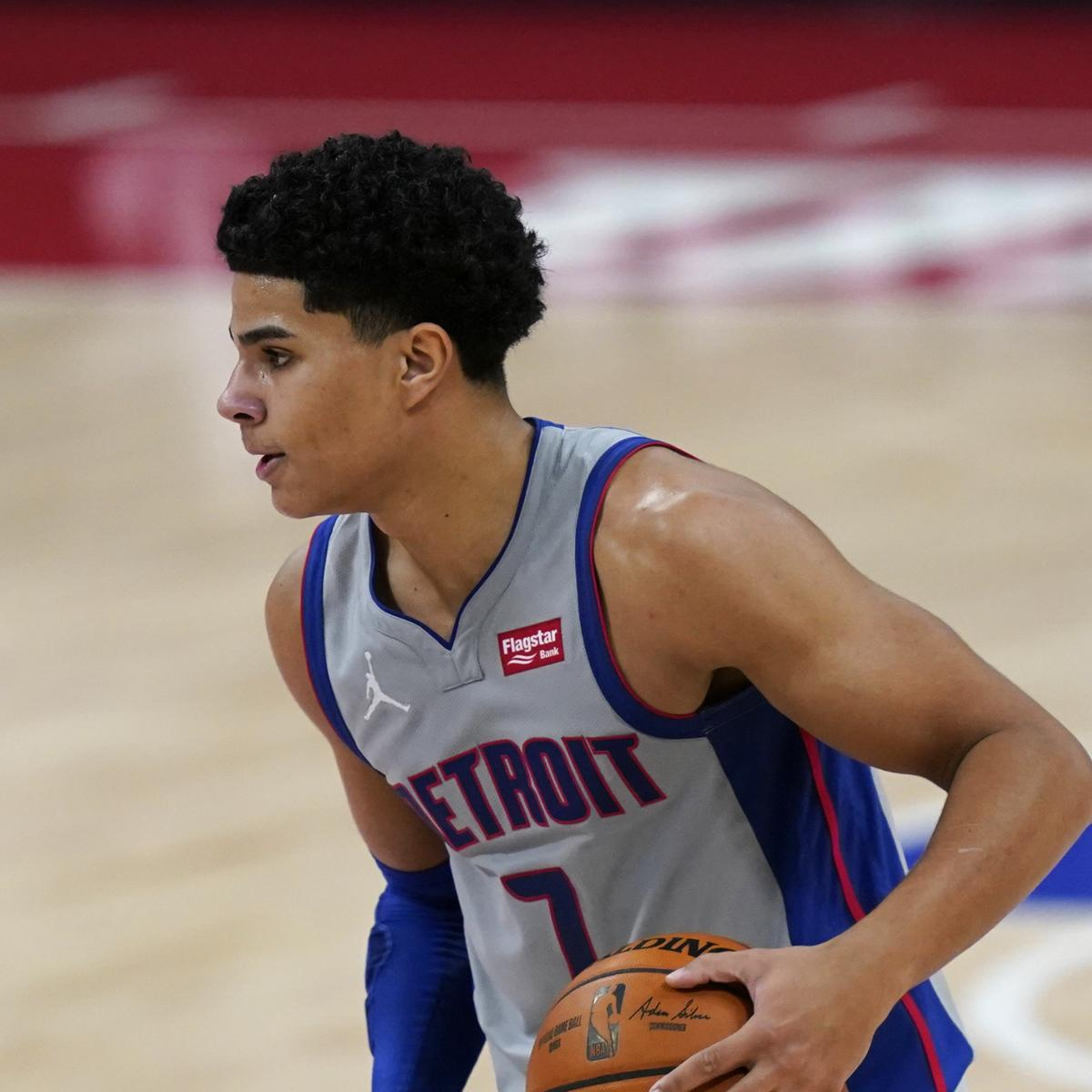 Killian Hayes' Hip Injury to Be Re-Evaluated by Pistons in 8 Weeks thumbnail