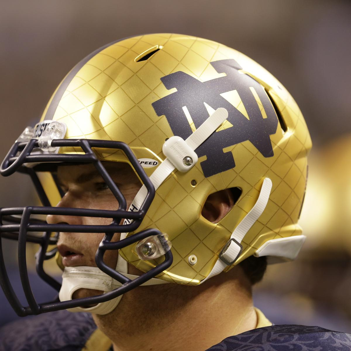 Notre Dame Football Punished for Violating NCAA Recruiting Contact Rules thumbnail