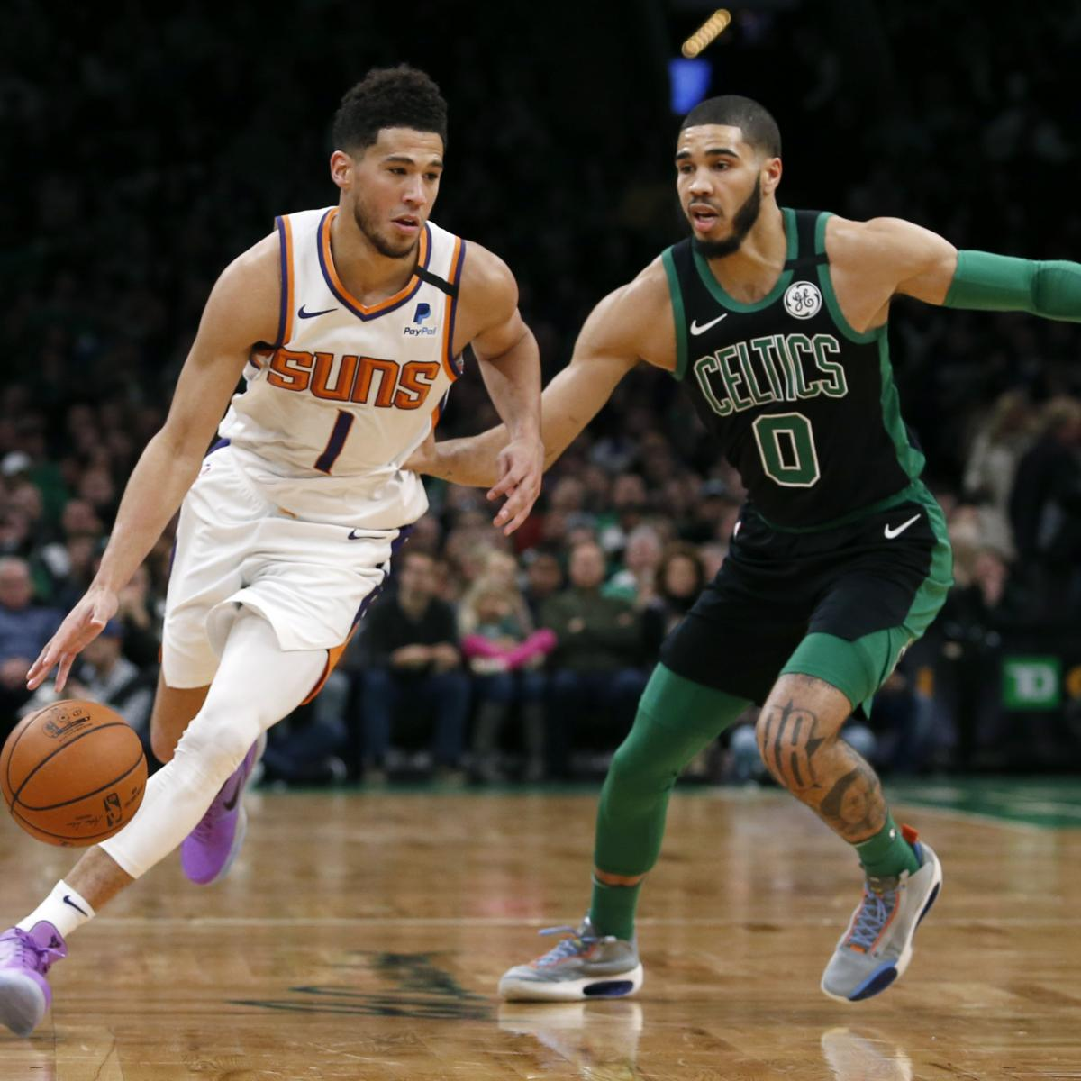 Which NBA Teams Have the Best Young Cores Right Now?