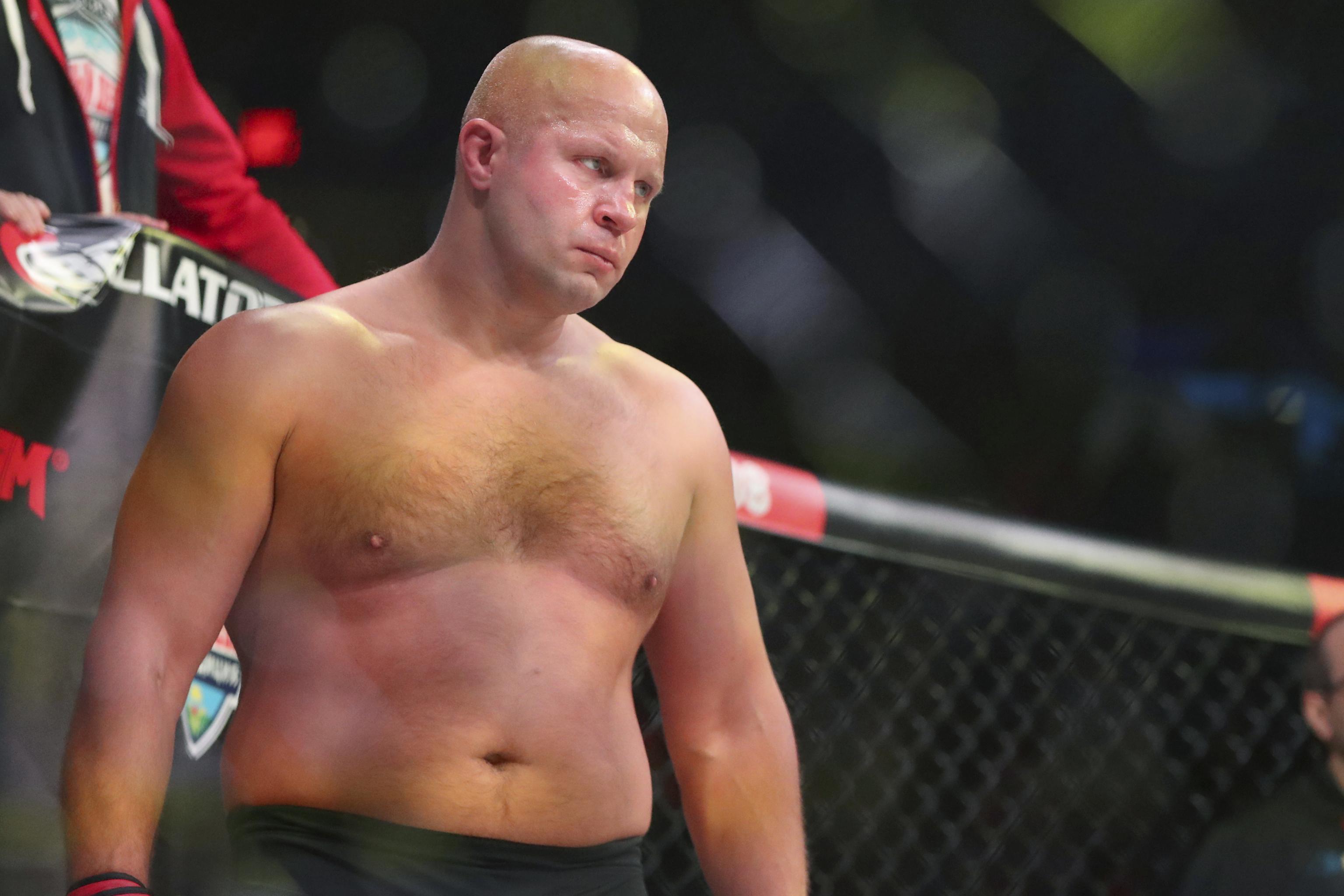 MMA Legend Fedor Emelianenko