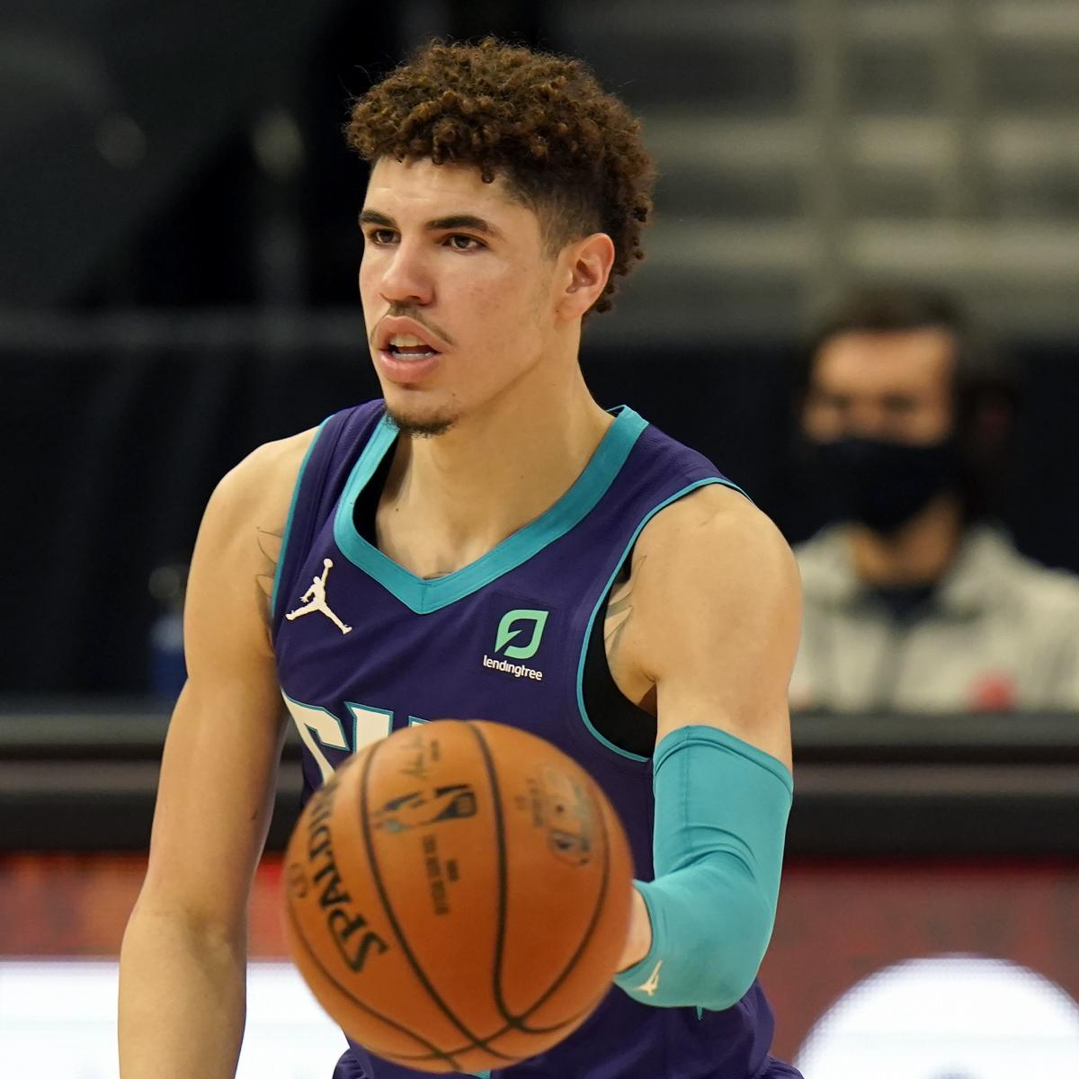 Gordon Hayward Compares LaMelo Ball to Russell Westbrook and Luka Doncic