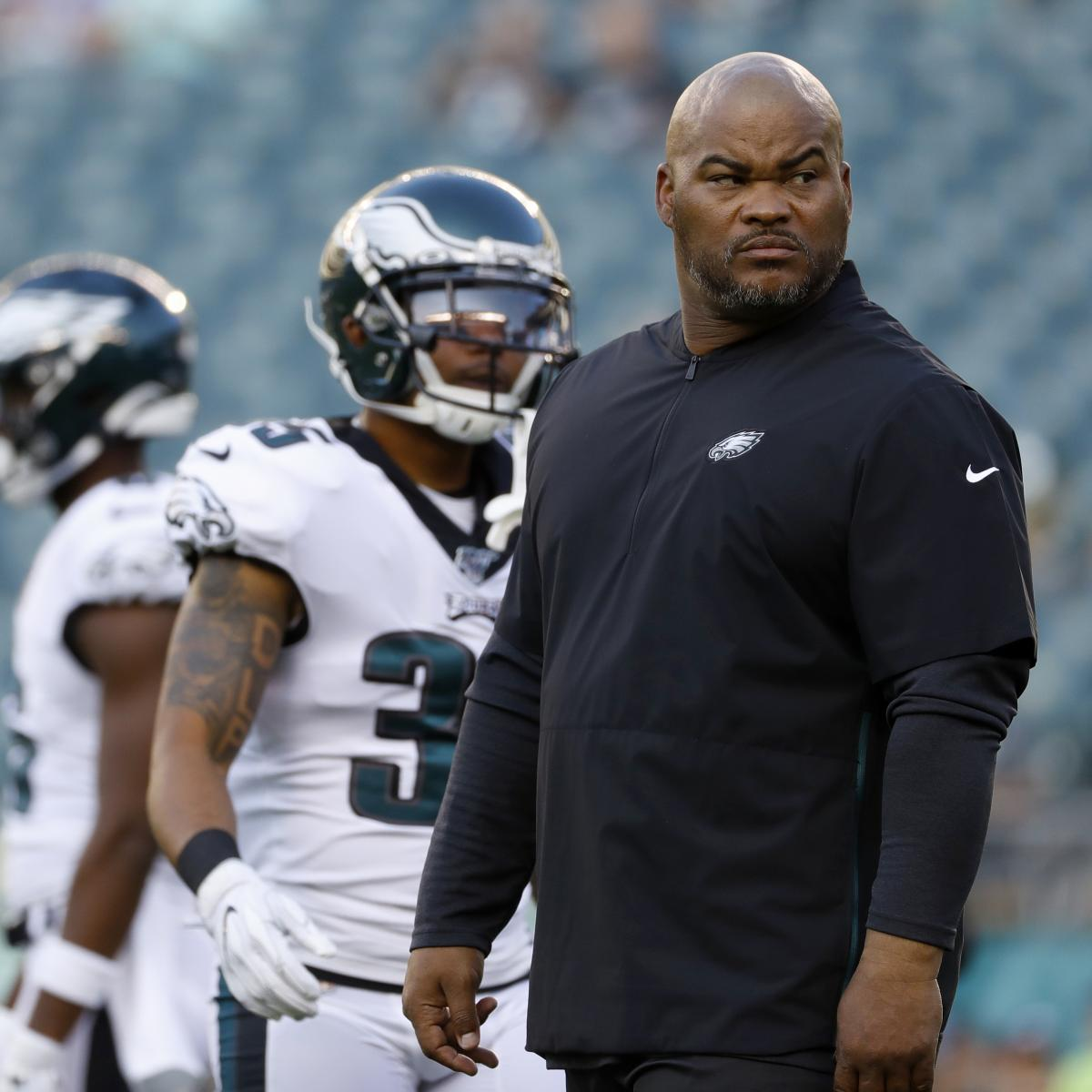 Report: Duce Staley Drawing Interest from Bears for Role on Matt Nagy's Staff