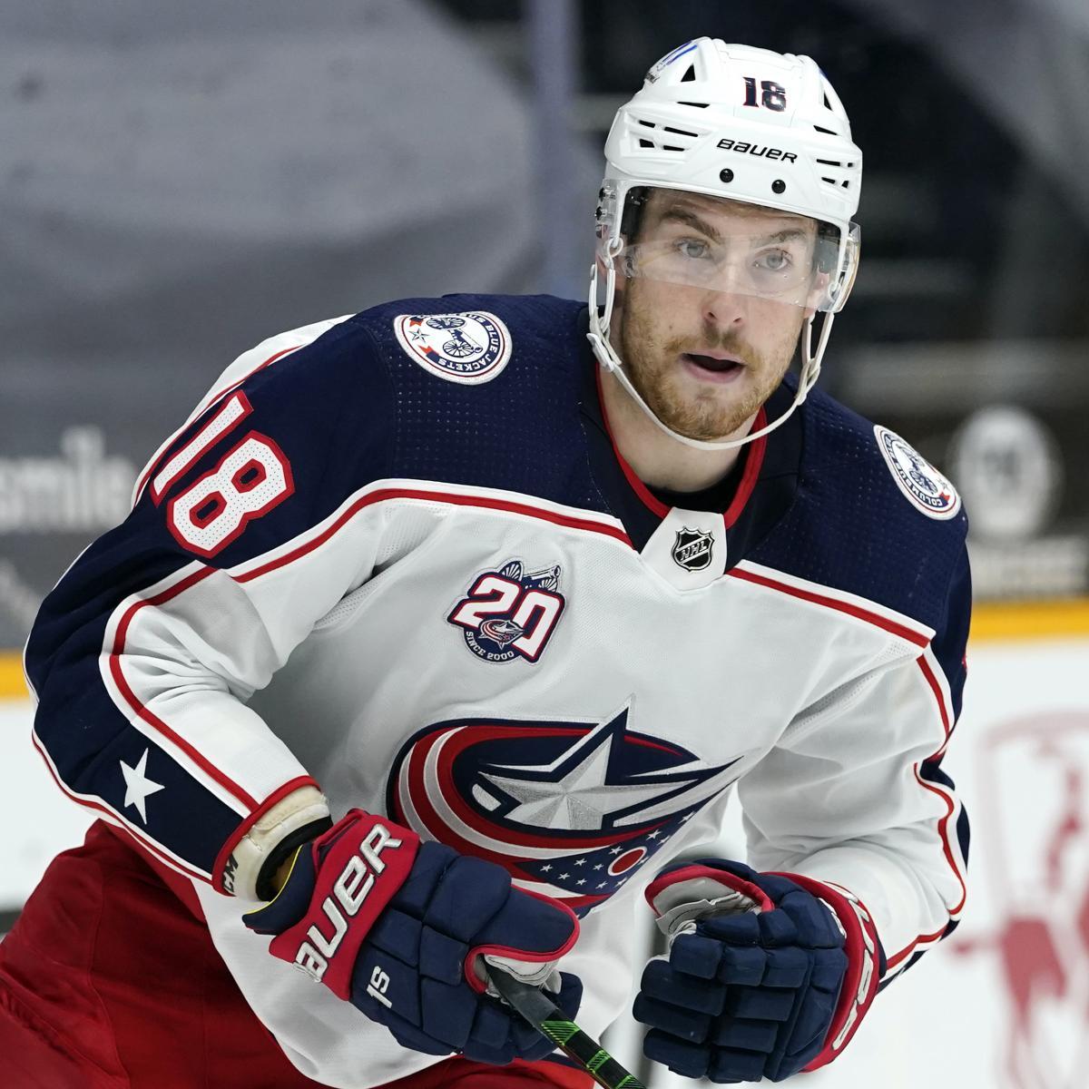 NHL Trade Rumors: Pierre-Luc Dubois Talks Heating Up Amid Blue Jackets Drama