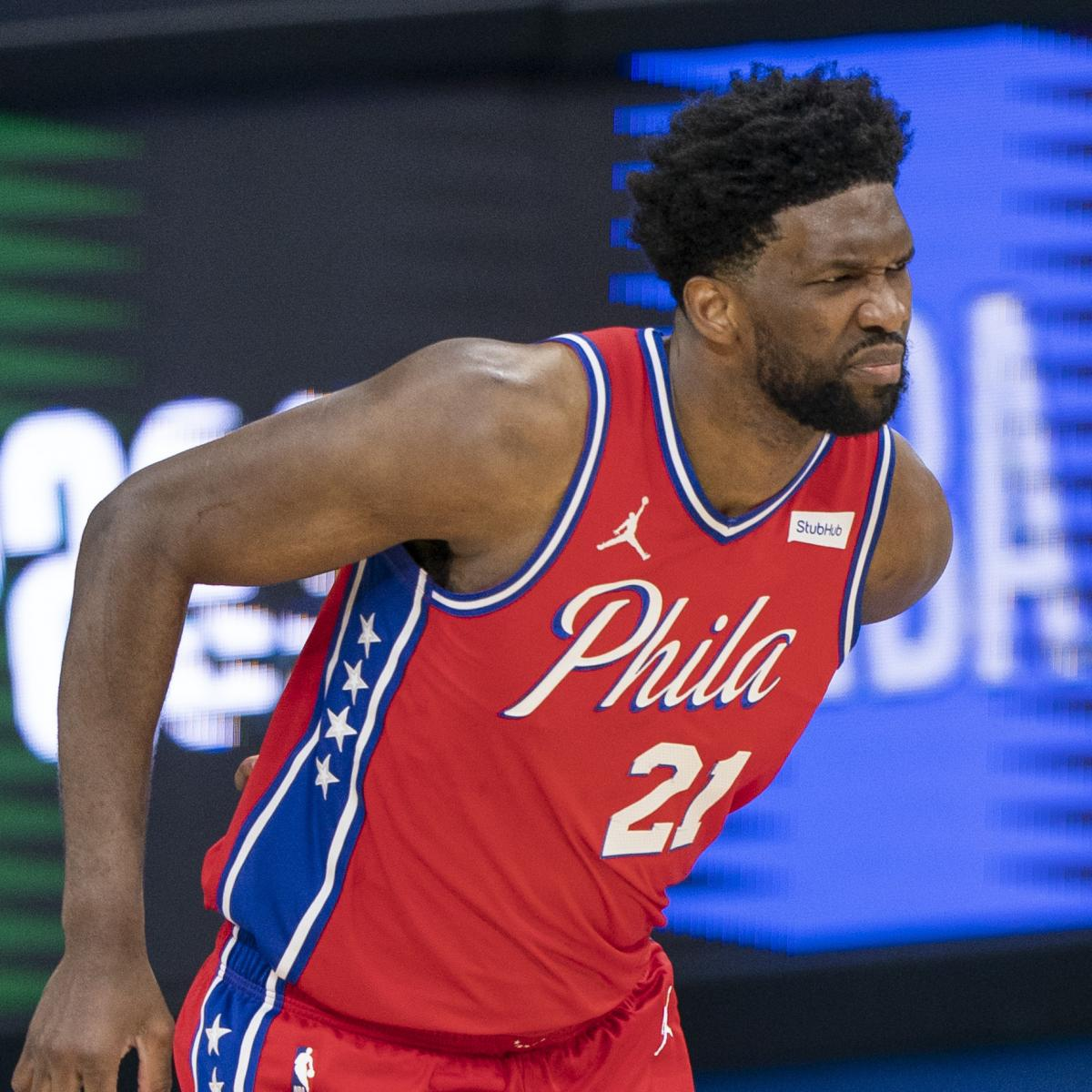 Stars Are Aligning for Joel Embiid and the Philadelphia 76ers