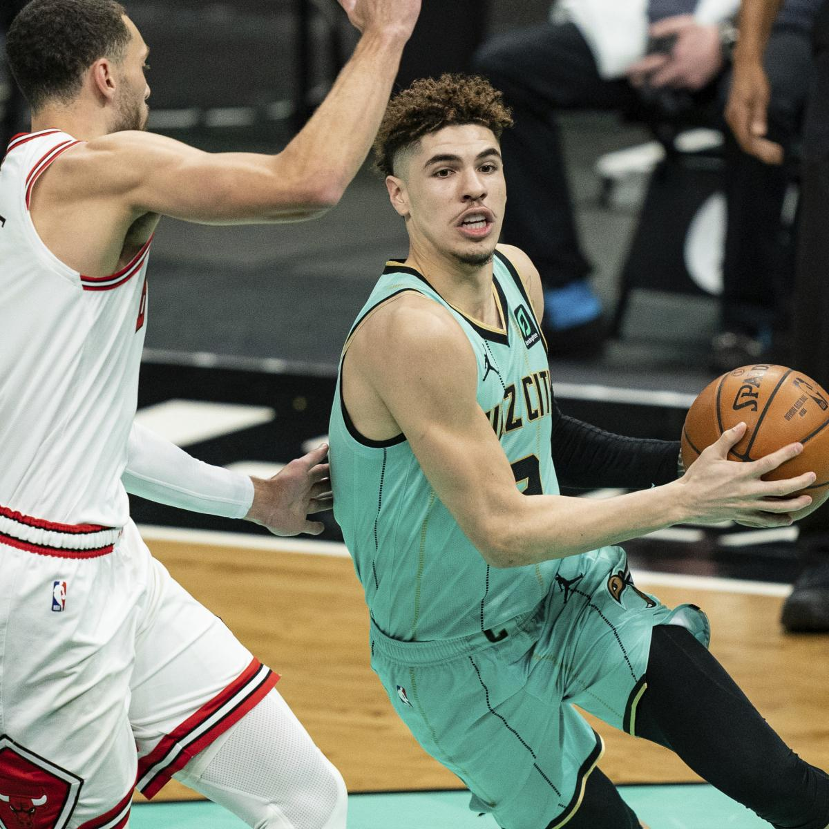 LaMelo Ball Called out by Hornets HC After Benching: 'Have to Be Better for Us'