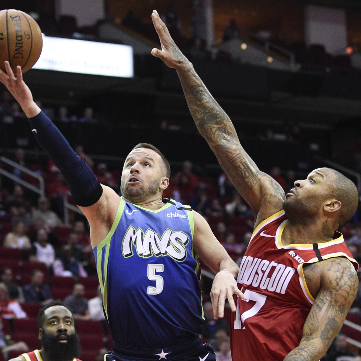 NBA Rumors: Latest Buzz on J.J. Barea, Christian Wood and Nemanja Bjelica Trade