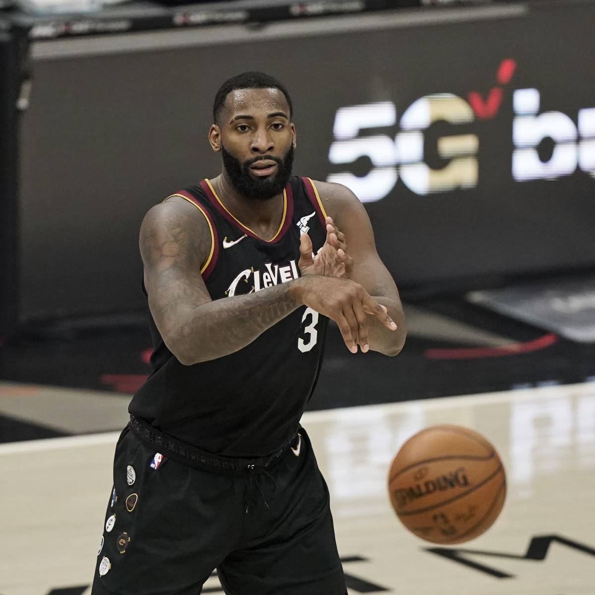 <p>Andre Drummond Trade Rumors: Cavs Interested in Draft Picks to Veteran Center thumbnail