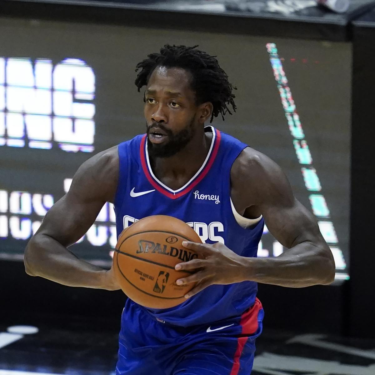 <p>Clippers' Patrick Beverley Ruled out Warriors with Knee Injury thumbnail