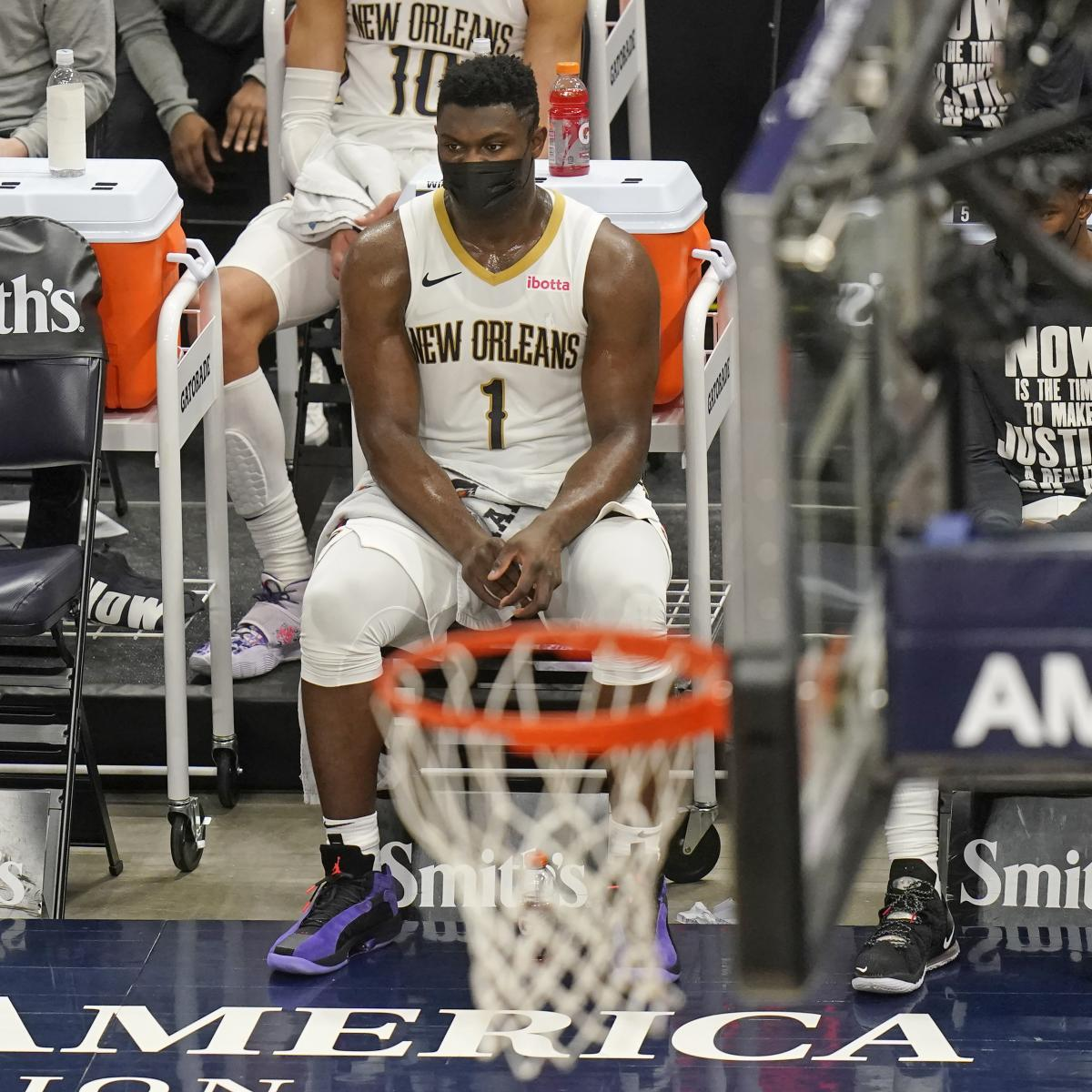 How the New Orleans Pelicans Became the NBA's Biggest Disappointment