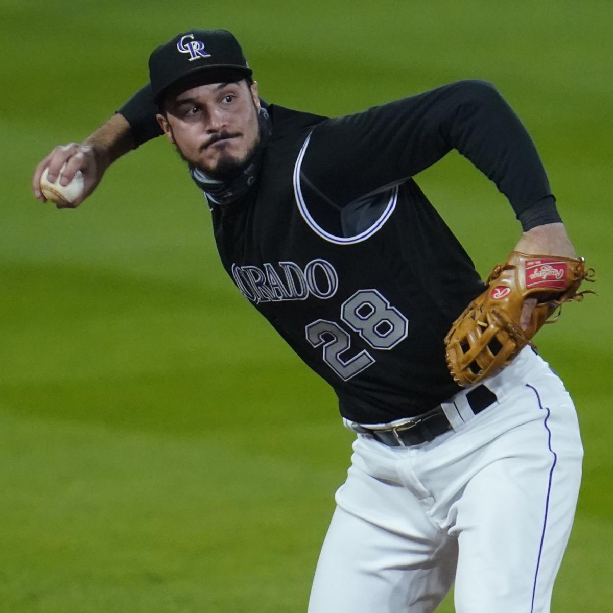 Nolan Arenado Trade Rumors: Cardinals, Rockies Discussing Deal for All-Star 3B