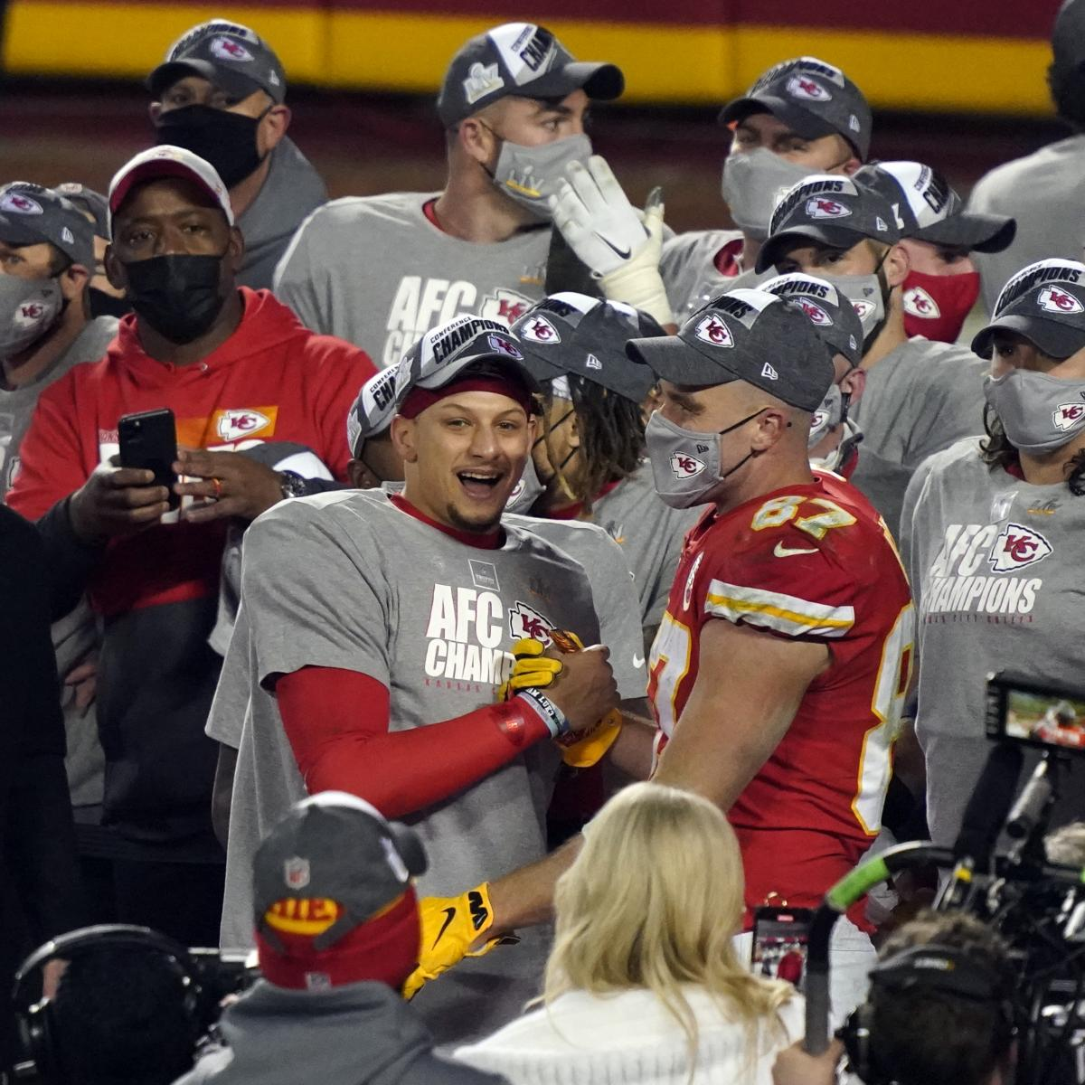 <p>Chiefs Invite Kansas City Health Care Workers to Attend Super Bowl 55 thumbnail