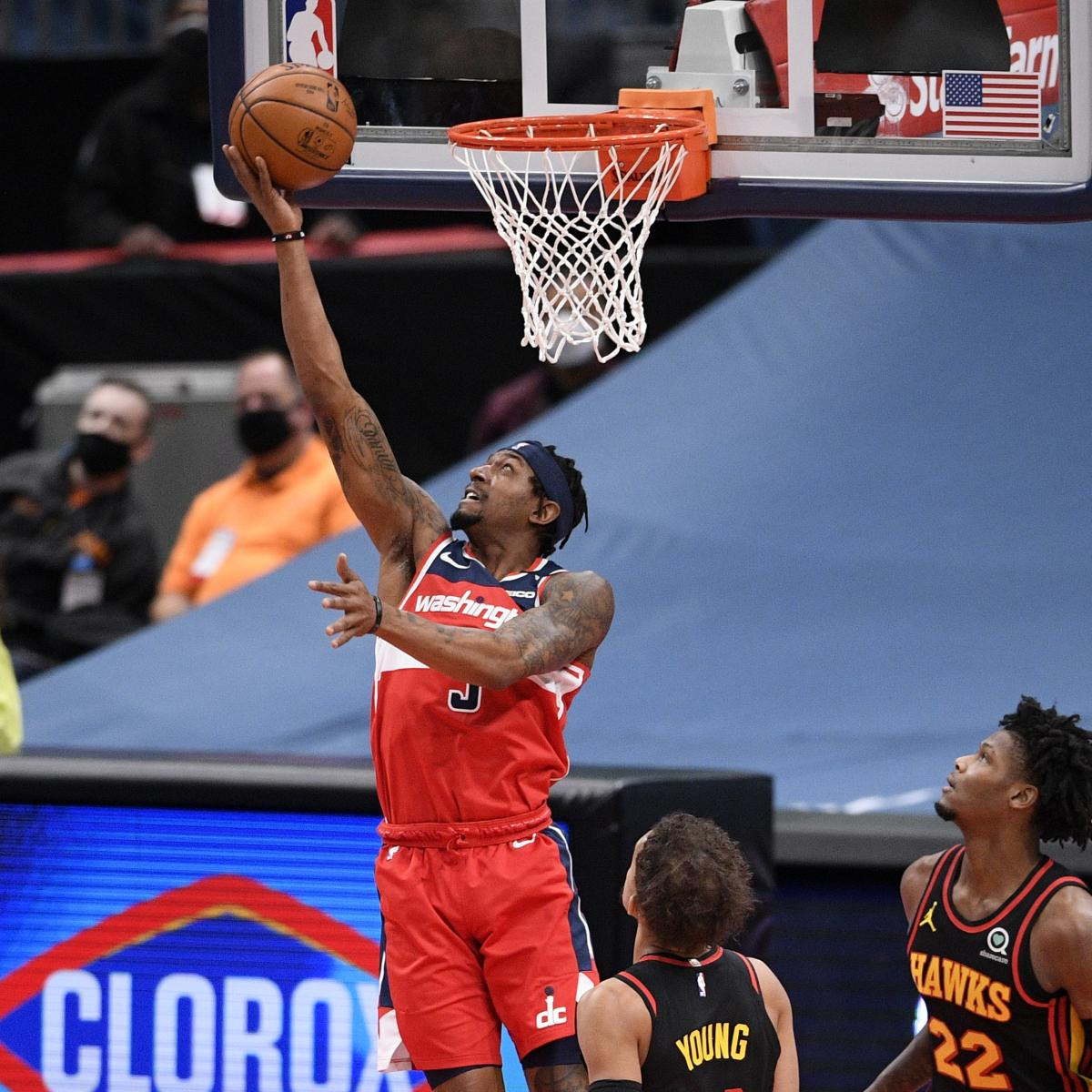 <p>Woj: Wizards' Bradley Beal Will Not Be about the Trade Market Soon Despite Rumors thumbnail