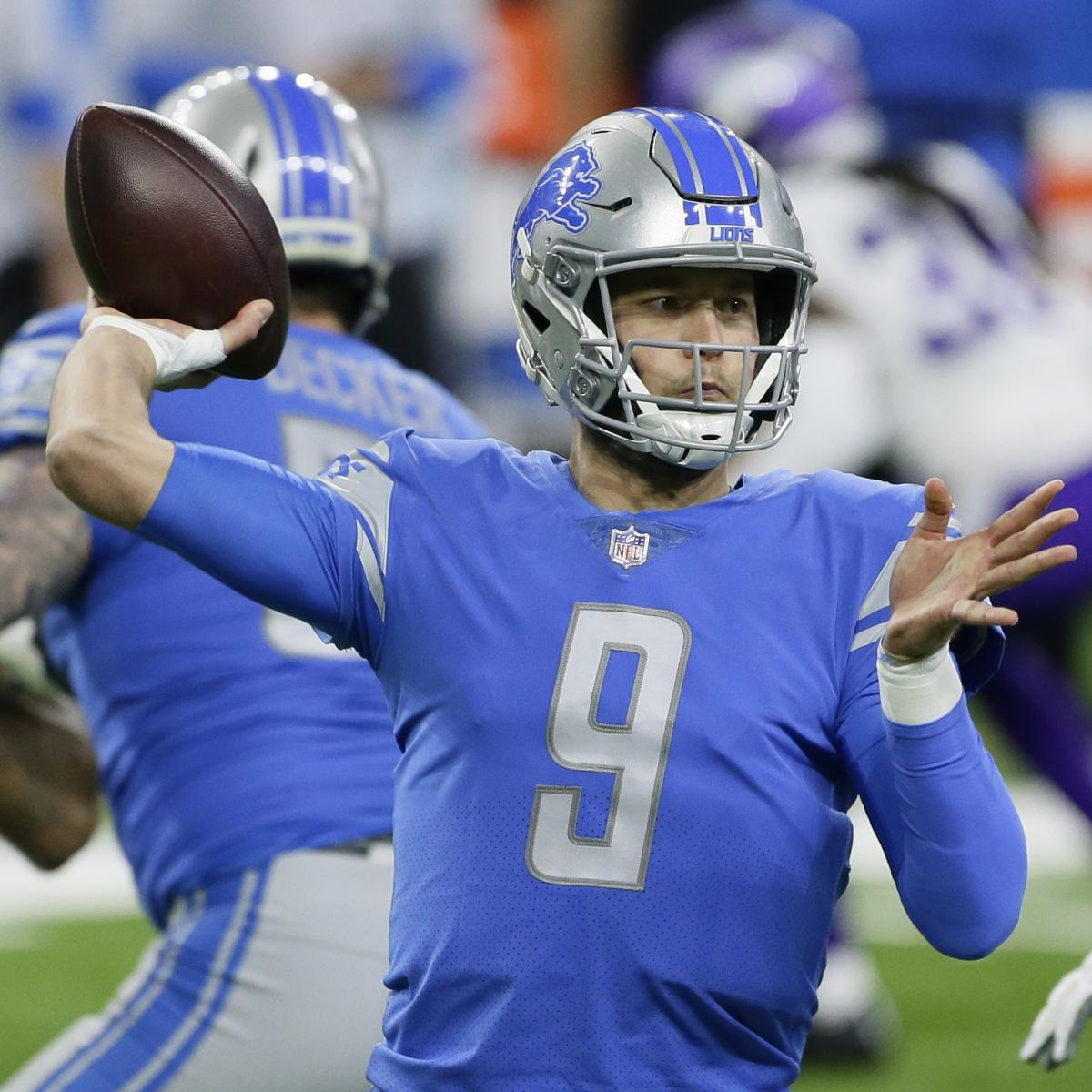 Super Bowl 56 Odds: Rams Climb Betting Favorites List After Stafford-Goff Trade