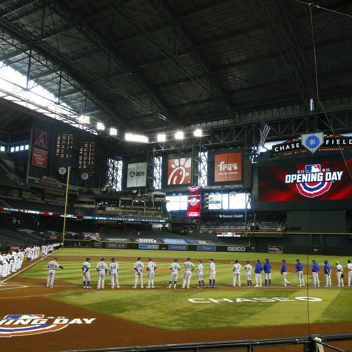 MLBPA Rejects MLB's 154-Game Proposal, Plans to Start 2021 Season on Time