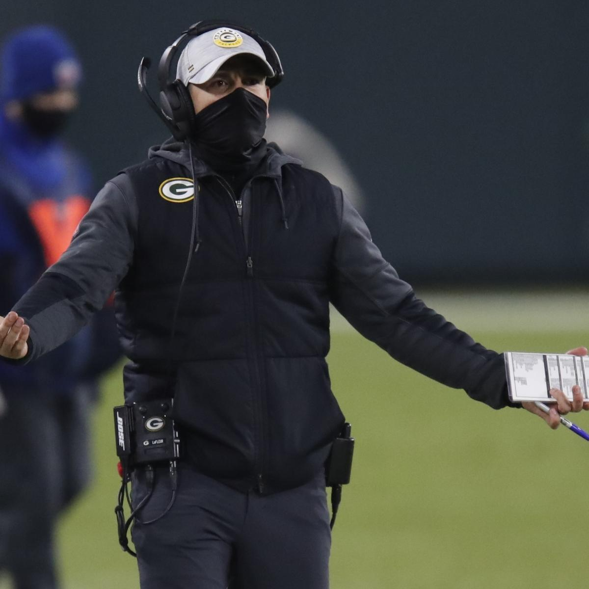 Packers' Matt LaFleur: I'd Kick Late FG Again If I Had NFC Title Game Do-over