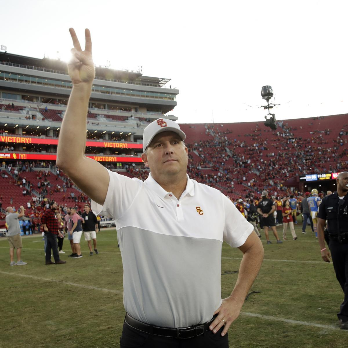 <p>USC Football Recruiting 2021: Top Remaining 2021 Recruits, Class Predictions thumbnail