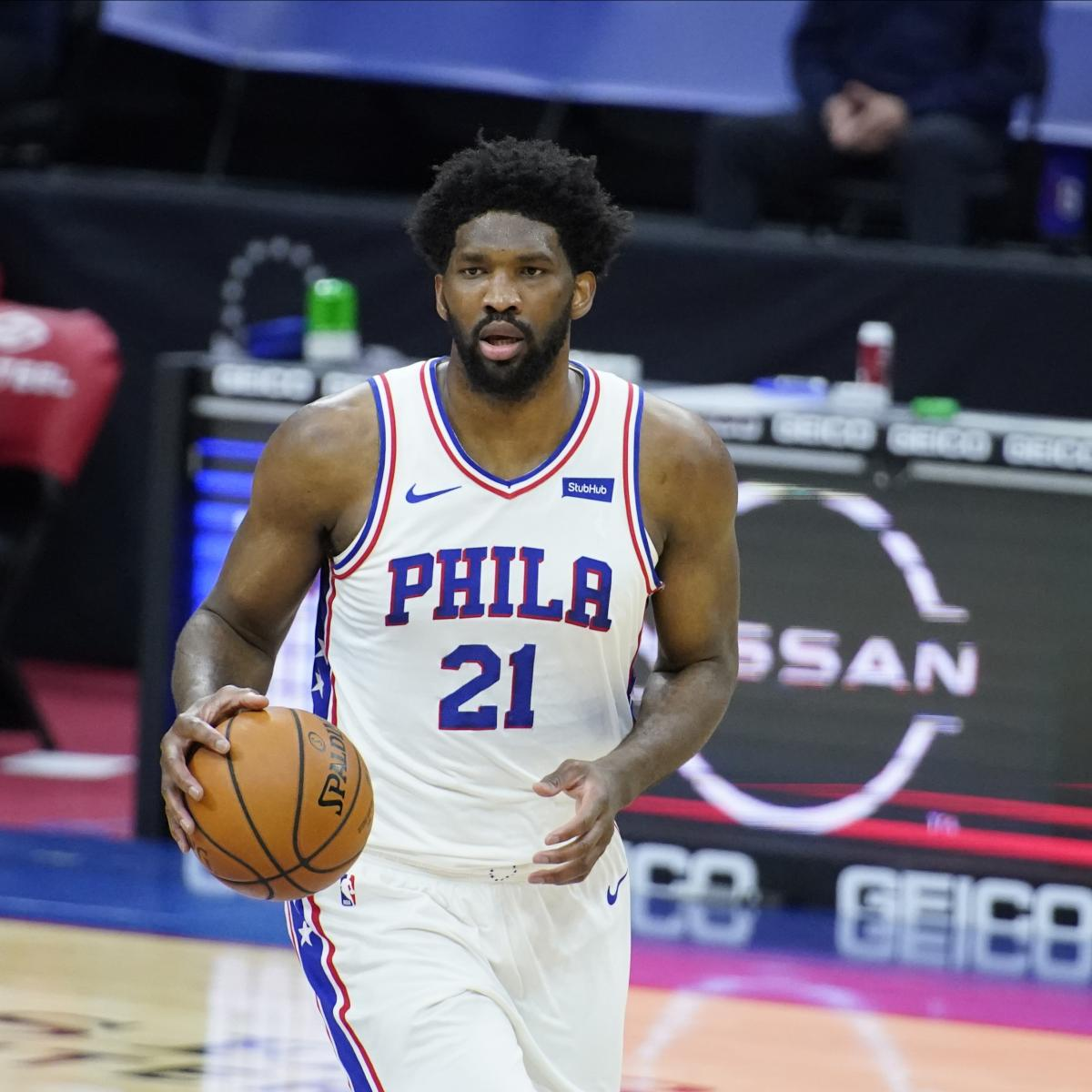 Joel Embiid, Jaylen Brown Headline NBA 2K21 Player Ratings Update to Feb. 4 thumbnail