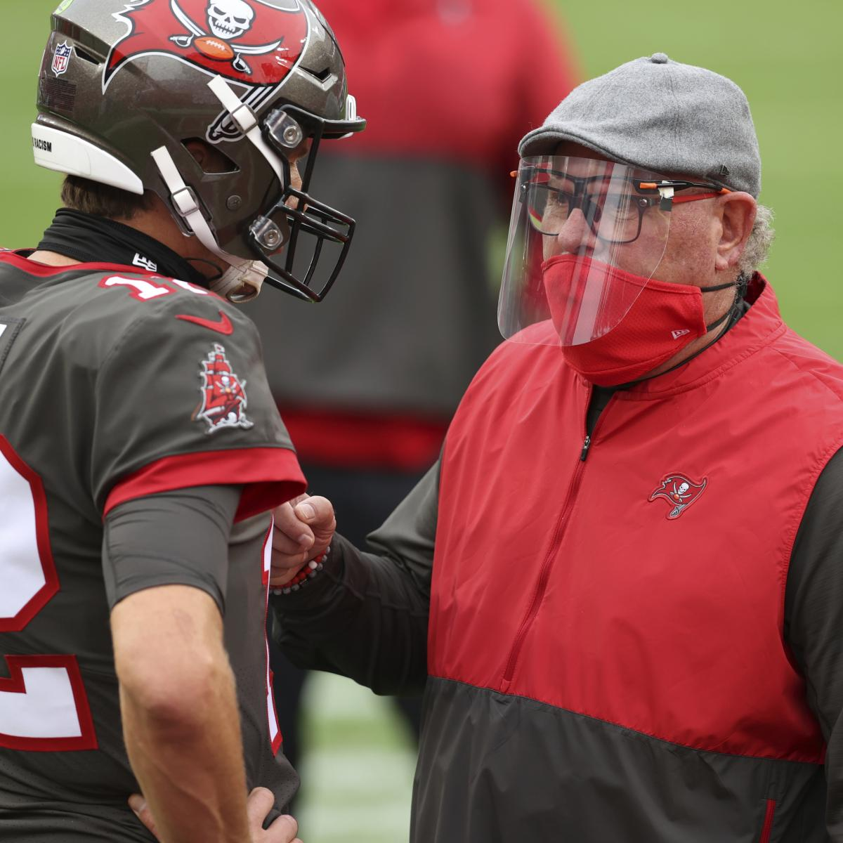 <p>Bucs' Bruce Arians'Wouldn't Be Surprised' by a Tom Brady Contract Extension thumbnail
