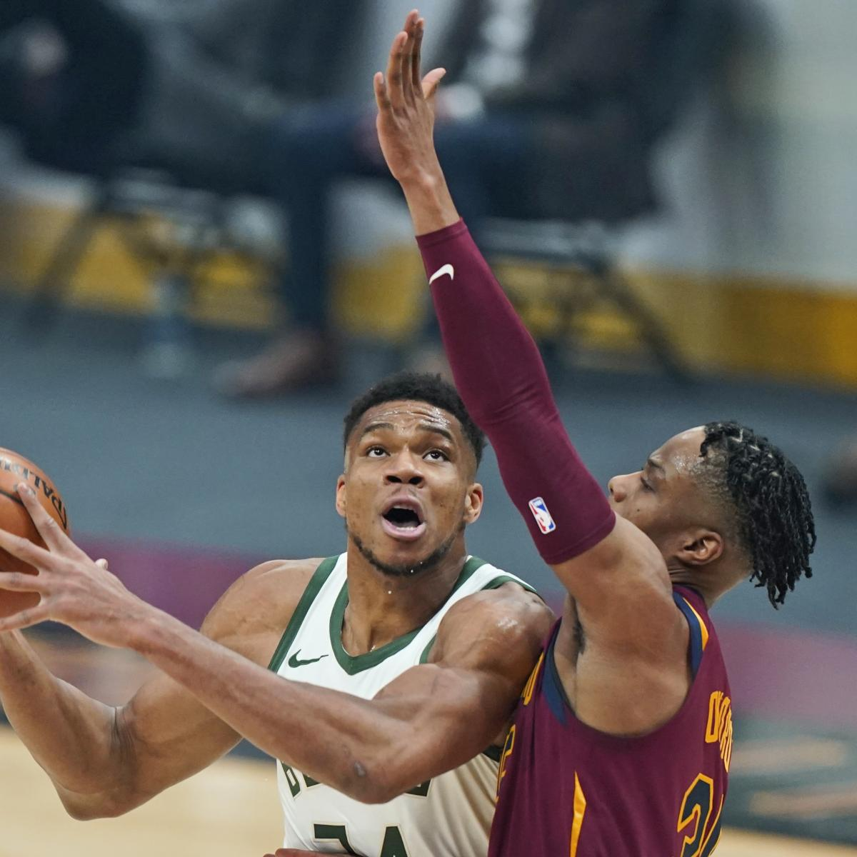 <p>Giannis Agrees with LeBron James, Has'Zero Energy' for 2021 NBA All-Star Game thumbnail