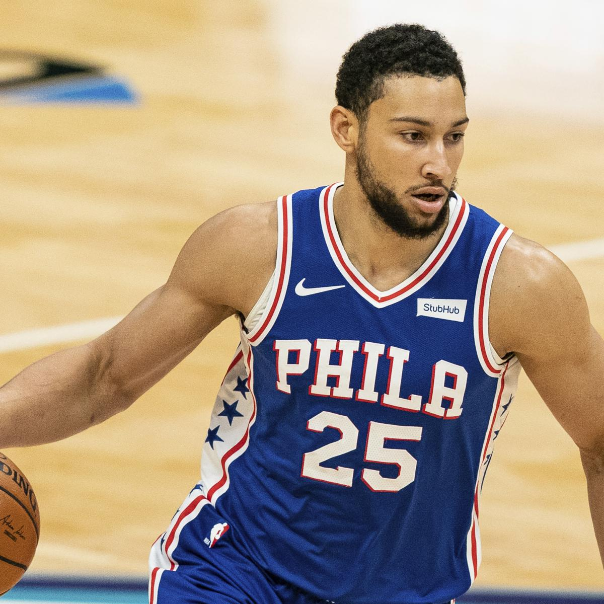 <p>Ben Simmons Will Not Play for 76ers vs. Rockets Because of Illness thumbnail