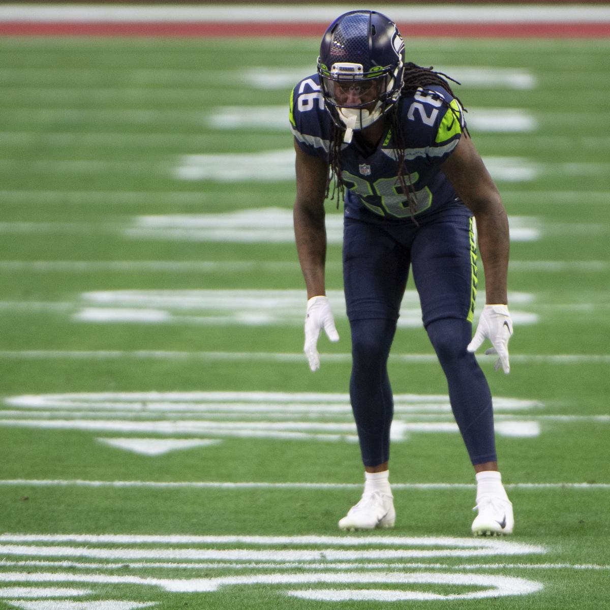 Report: Ex-Seahawks CB Shaquill Griffin Agrees to 3-Year, $40M Jaguars Contract