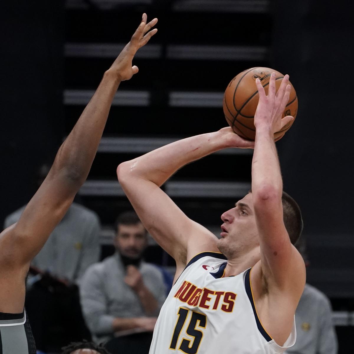 Nikola Jokic Drops Career-High 50 Points as Nuggets Lose to Kings thumbnail