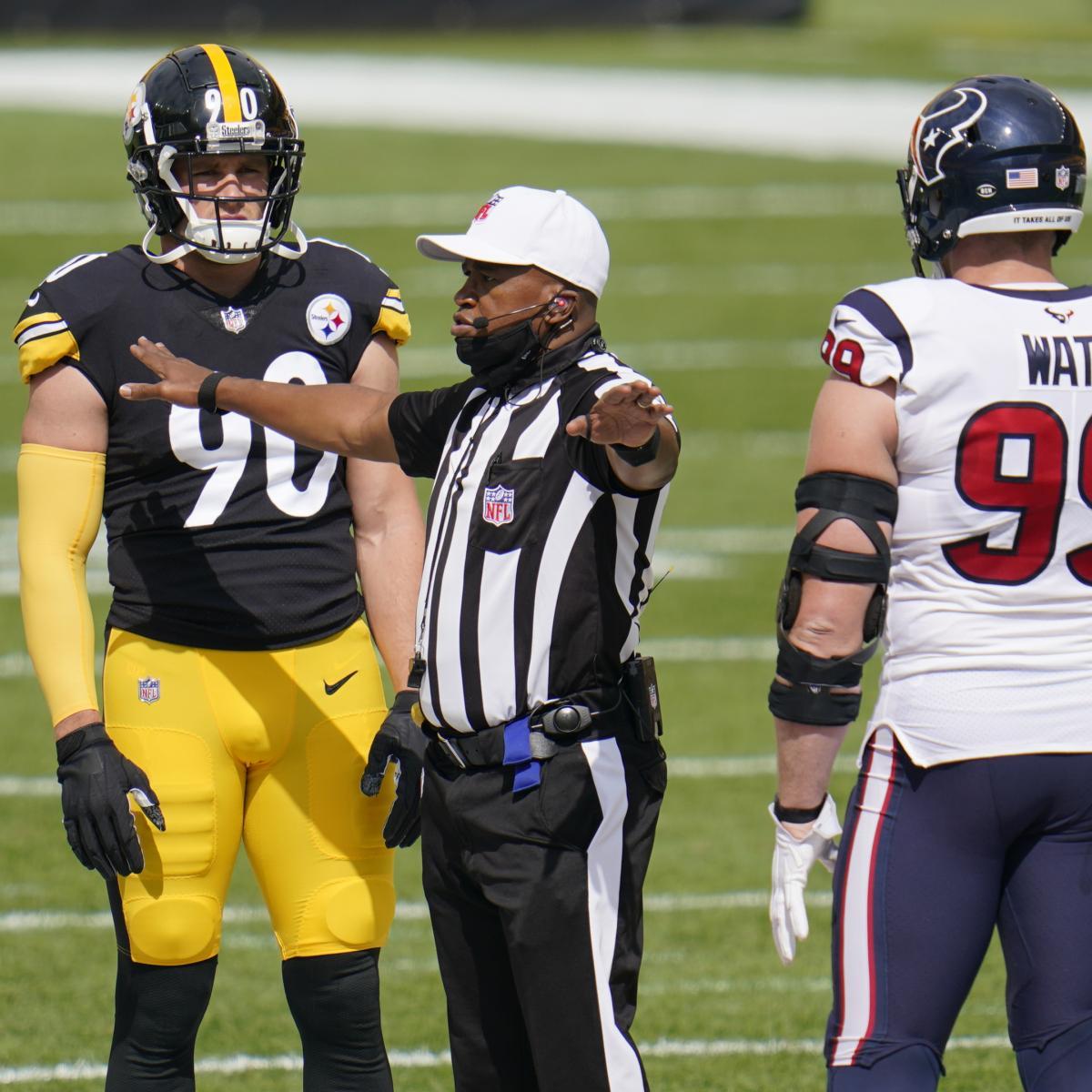 J.J. Watt Says Brother T.J. Should Have Won NFL DPOY Award over Aaron Donald