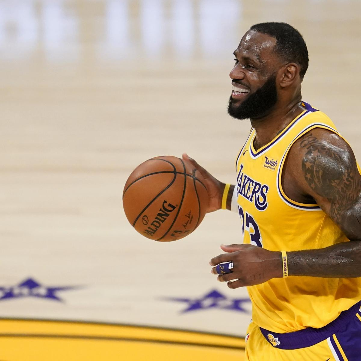 LeBron James, Anthony Davis Dominate as Lakers Beat Pistons in 2OT Thriller