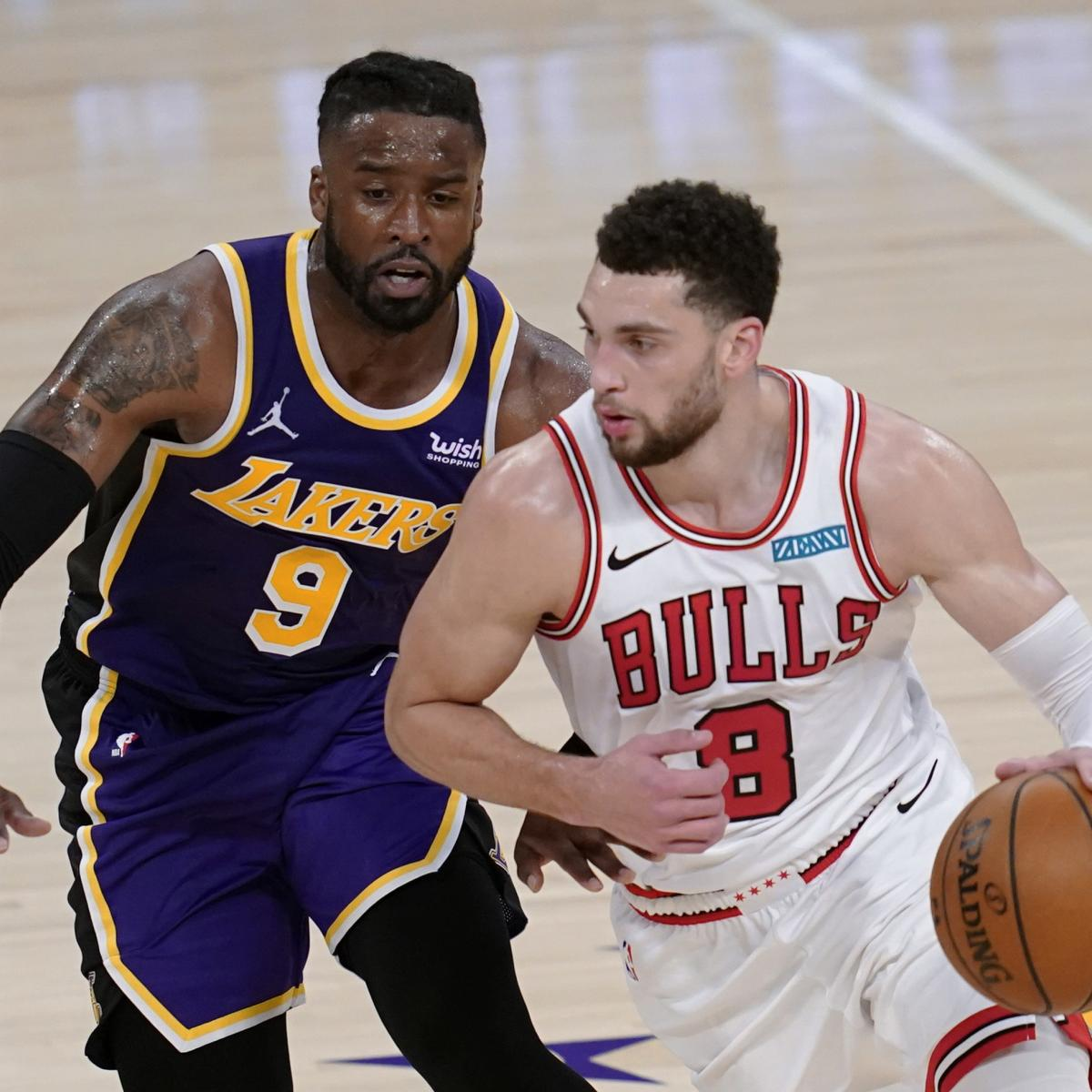 Lakers Trade Targets to Avoid at 2021 NBA Deadline