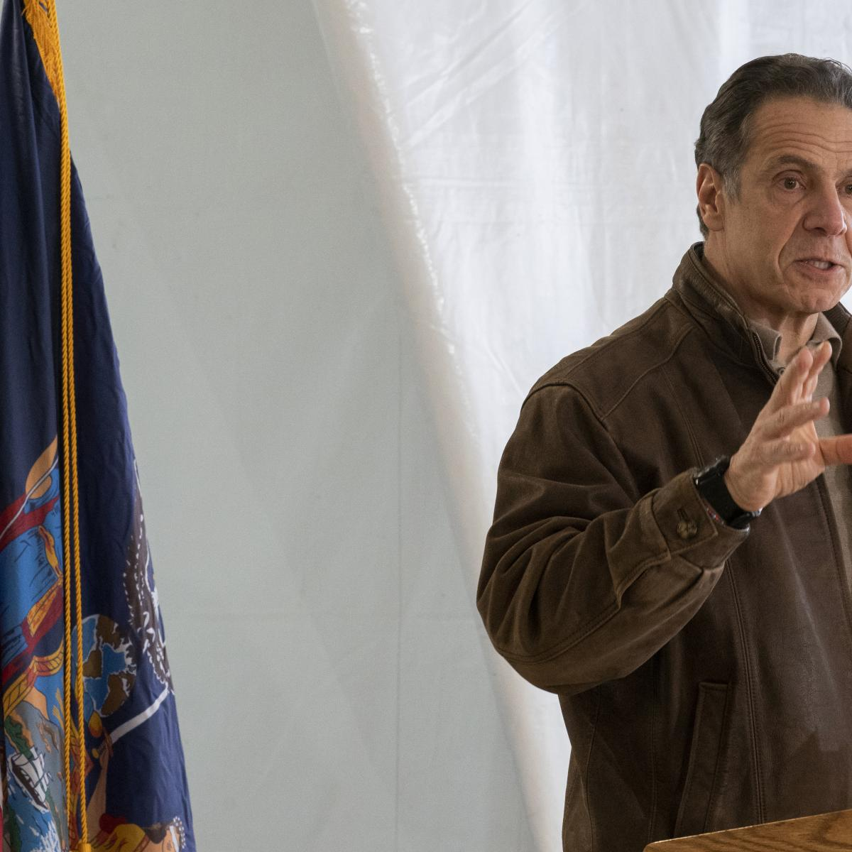 Andrew Cuomo Says NY Sports Arenas Can Reopen in Limited Capacity on Feb. 23 - Bleacher Report
