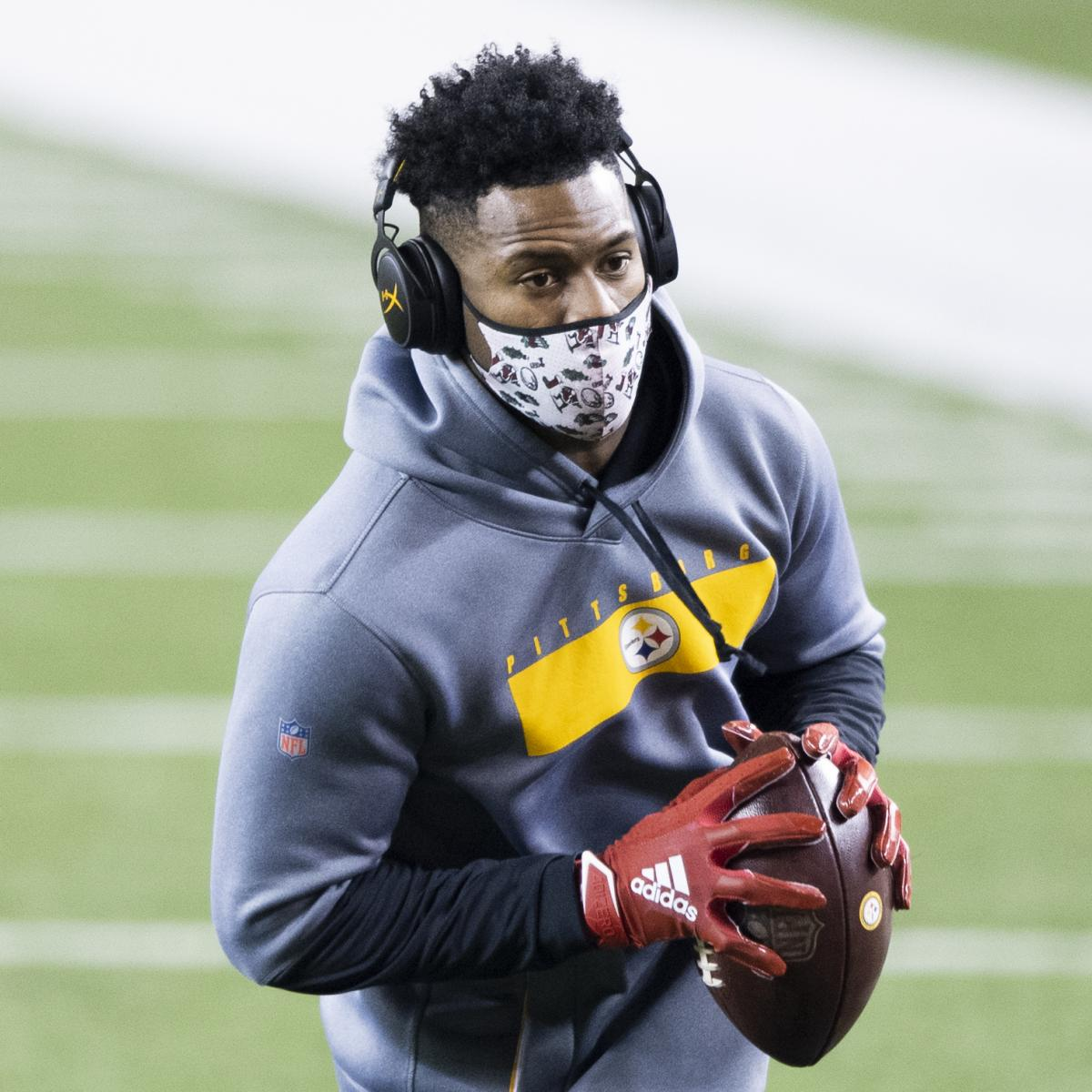 <p>Raiders Rumors: JuJu Smith-Schuster to Be Targeted by Las Vegas in Free Agency thumbnail