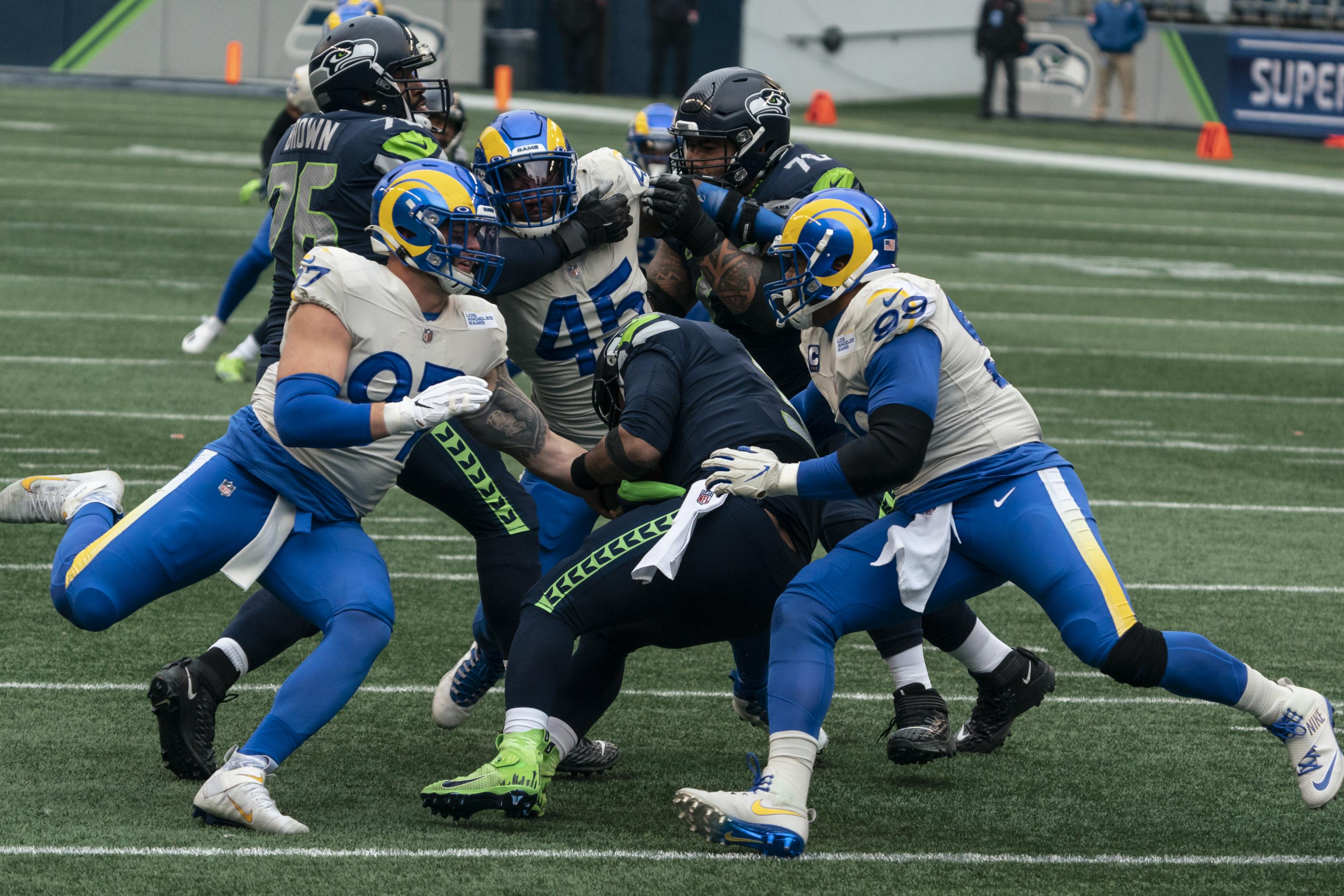 Seattle Seahawks Need To Listen To Russell Wilson Build Around Star Qb In 2021 Bleacher Report Latest News Videos And Highlights