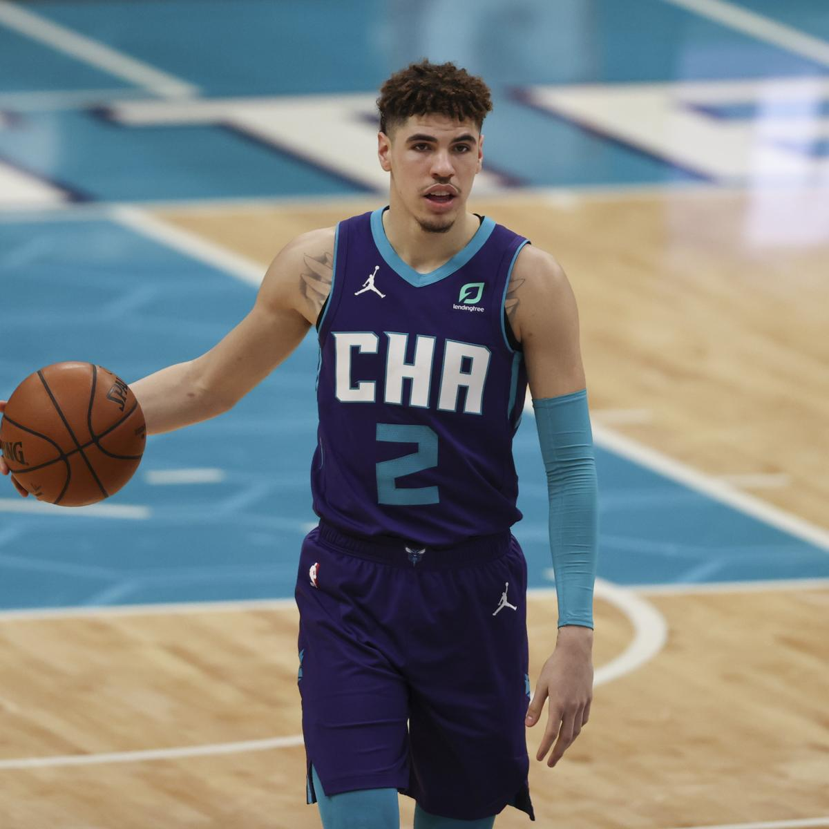 Hornets 2021 Schedule: Top Games, Updated Championship Odds and Predictions