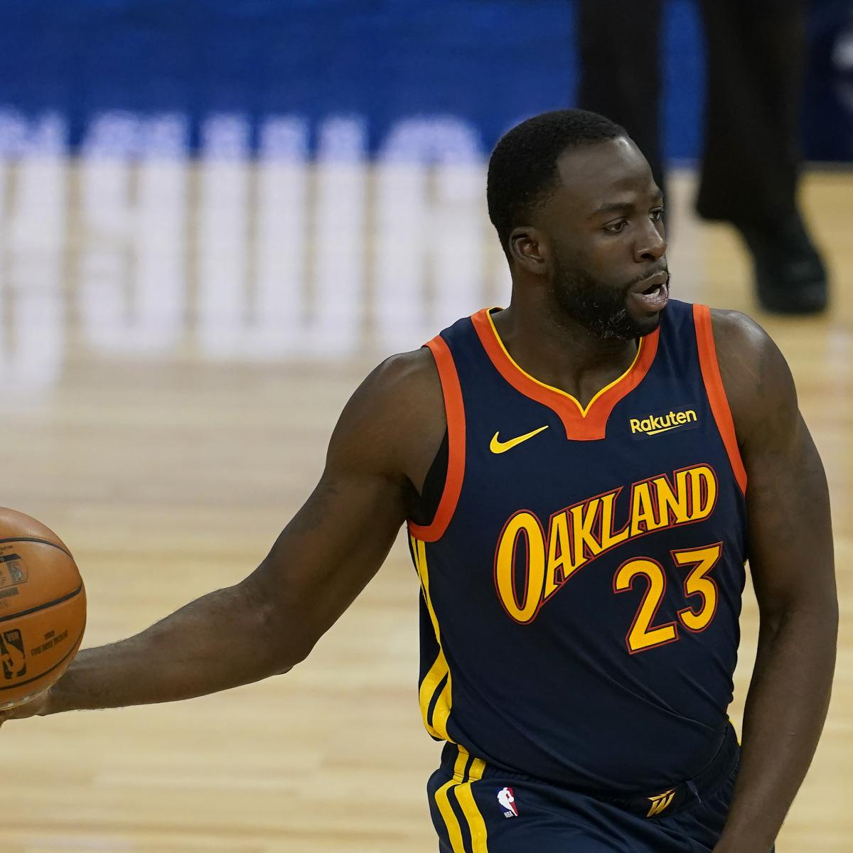 <p>Draymond Green:'Bulls--t' for Andre Drummond to Be Mistreated Amid Trade Rumors thumbnail