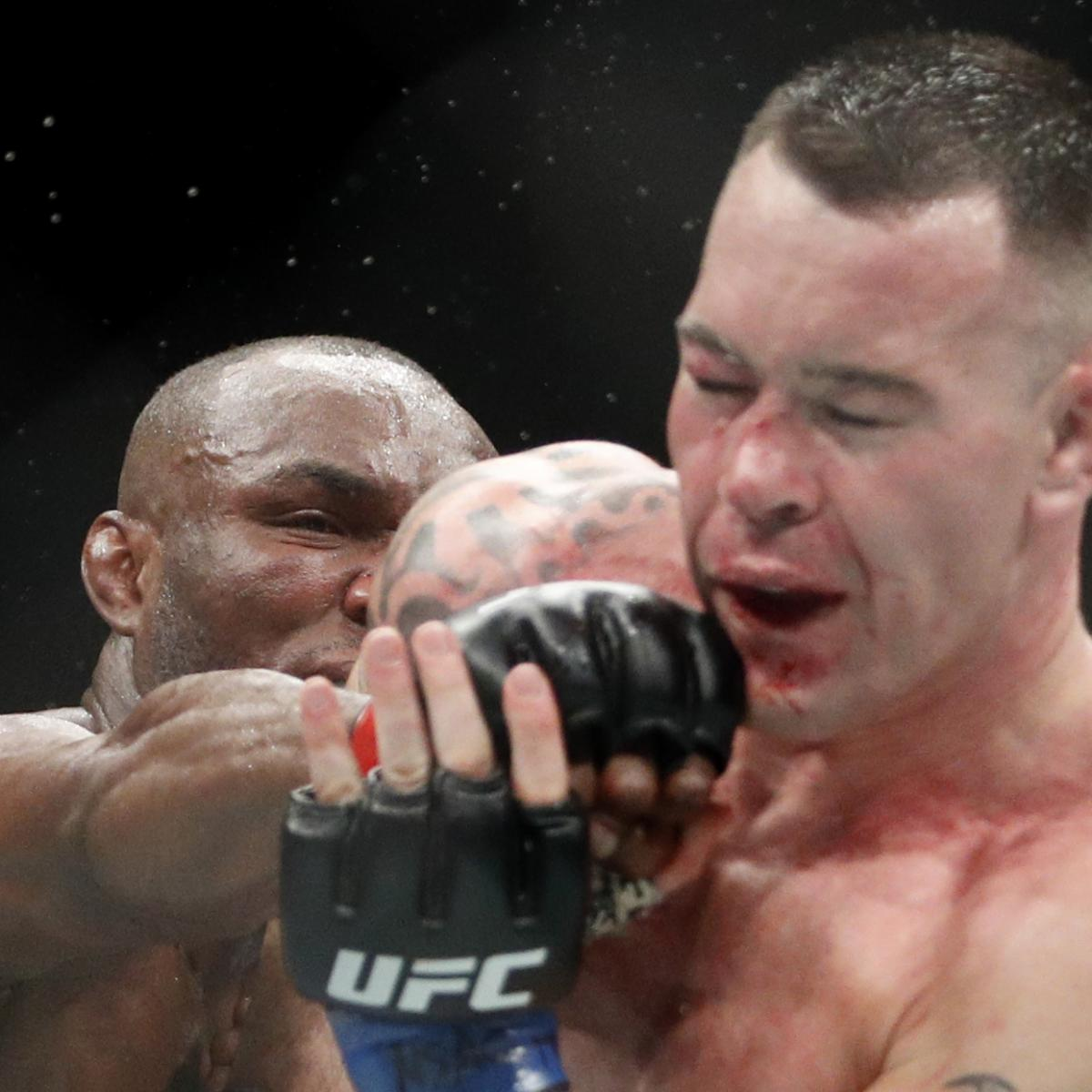 <p>UFC's Leon Edwards Slams Colby Covington: 'Step Up and Stop Being a B--h' thumbnail