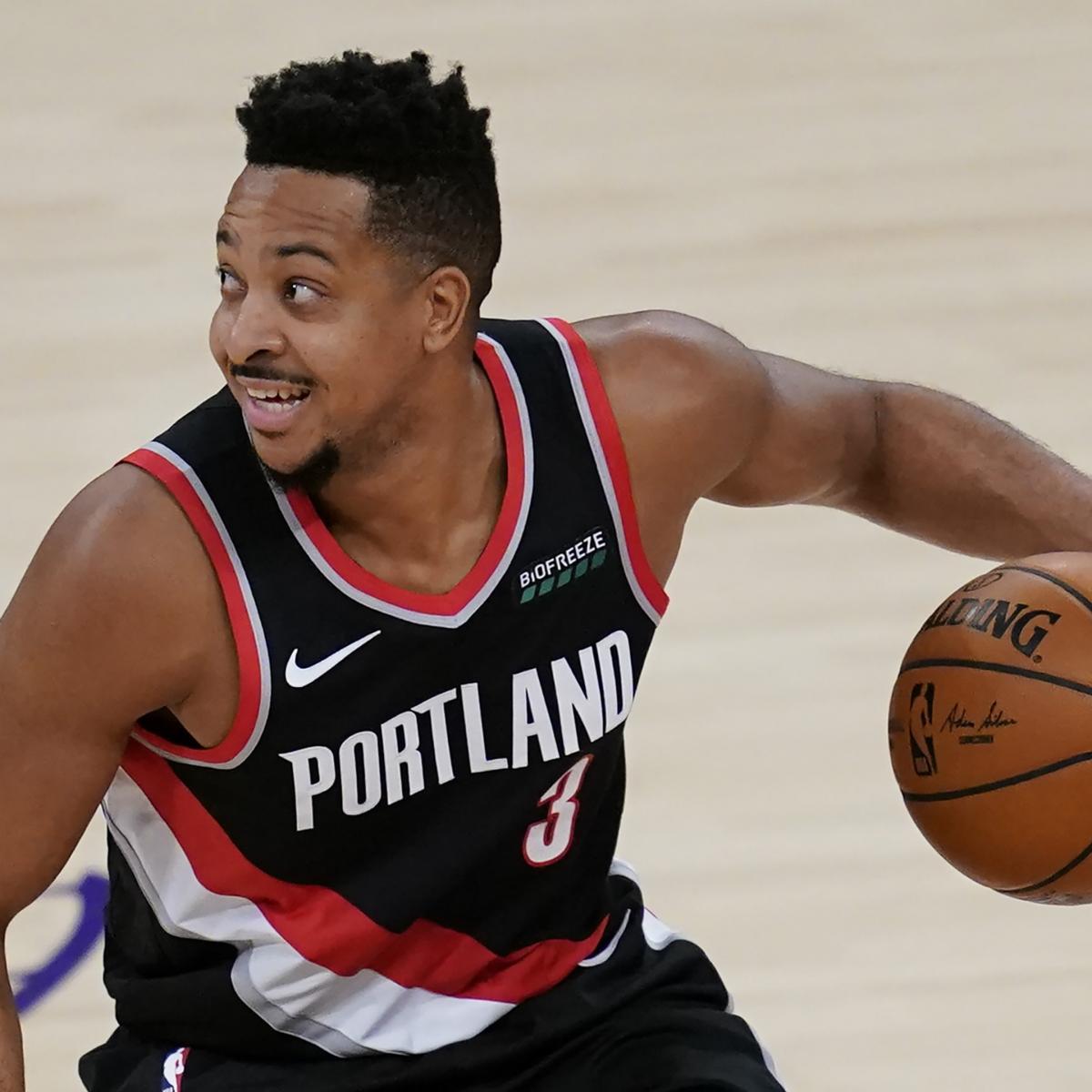 <p>Knicks Trade Rumors: CJ McCollum on NY's Radar Ahead of 2021 Deadline thumbnail