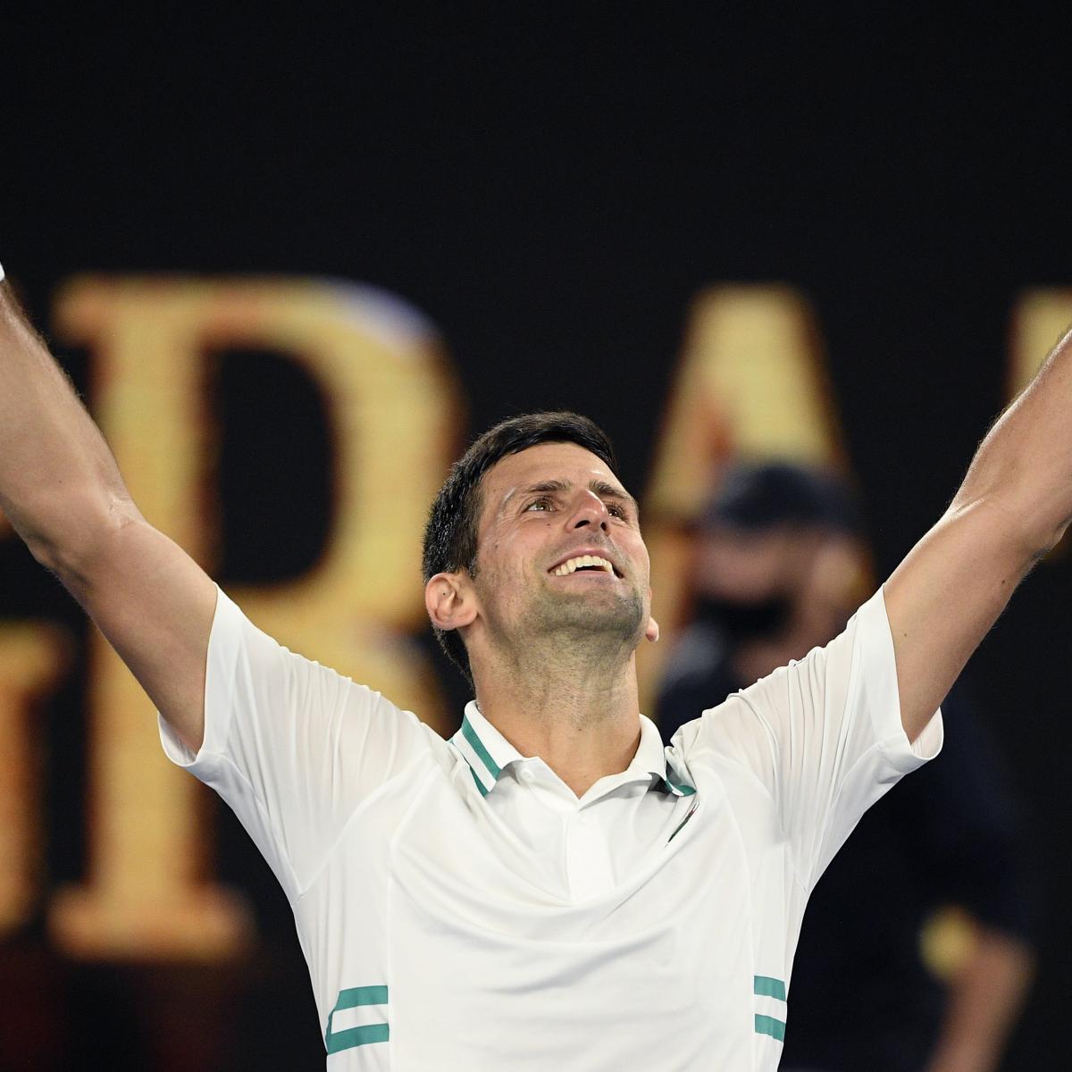 Australian Open 2021 Men's Final: Winner, Score and Twitter Reaction