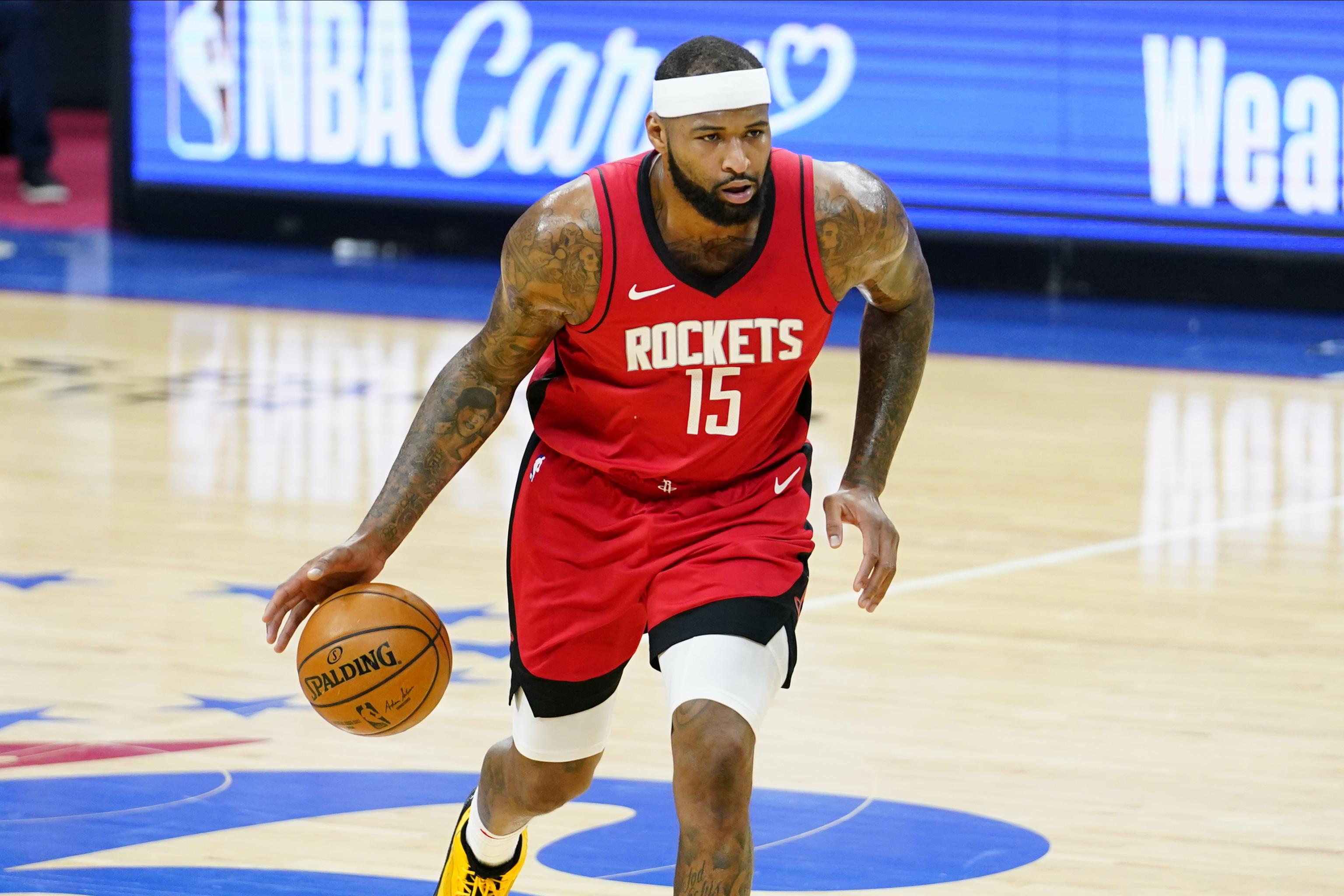 Clippers Rumors: DeMarcus Cousins to Sign 10-Day Contract After Rockets  Release | Bleacher Report | Latest News, Videos and Highlights