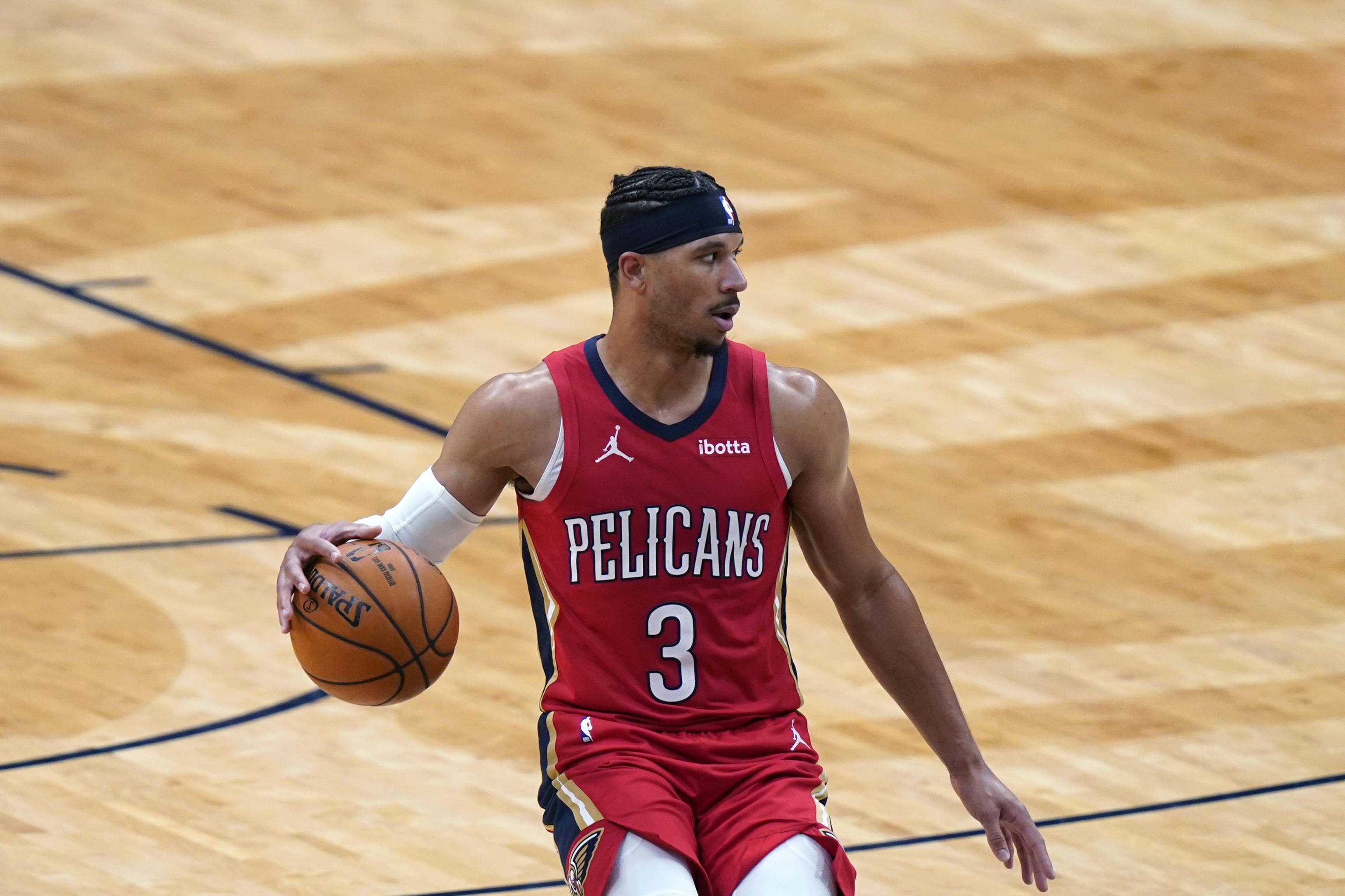Pelicans Josh Hart Offers Blazers Mccollum Advice About Nba Top Shot Bleacher Report Latest News Videos And Highlights