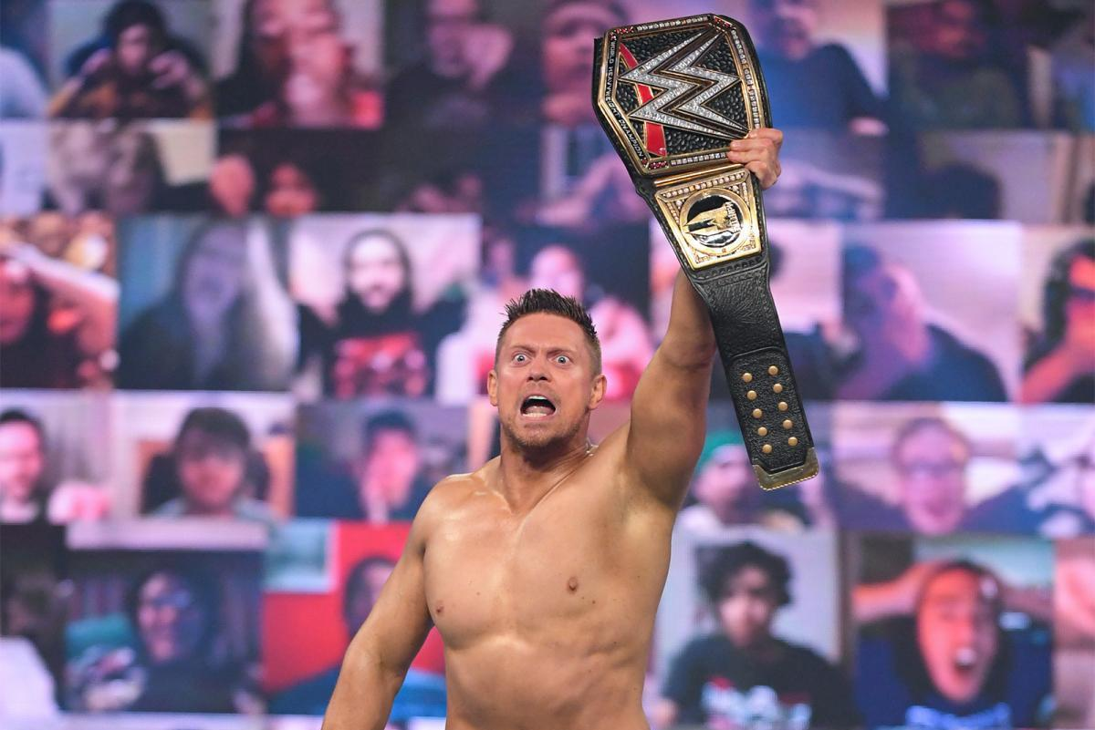 The Miz's Wasted Cash-In and Hot Takes of 2021 WWE Elimination Chamber