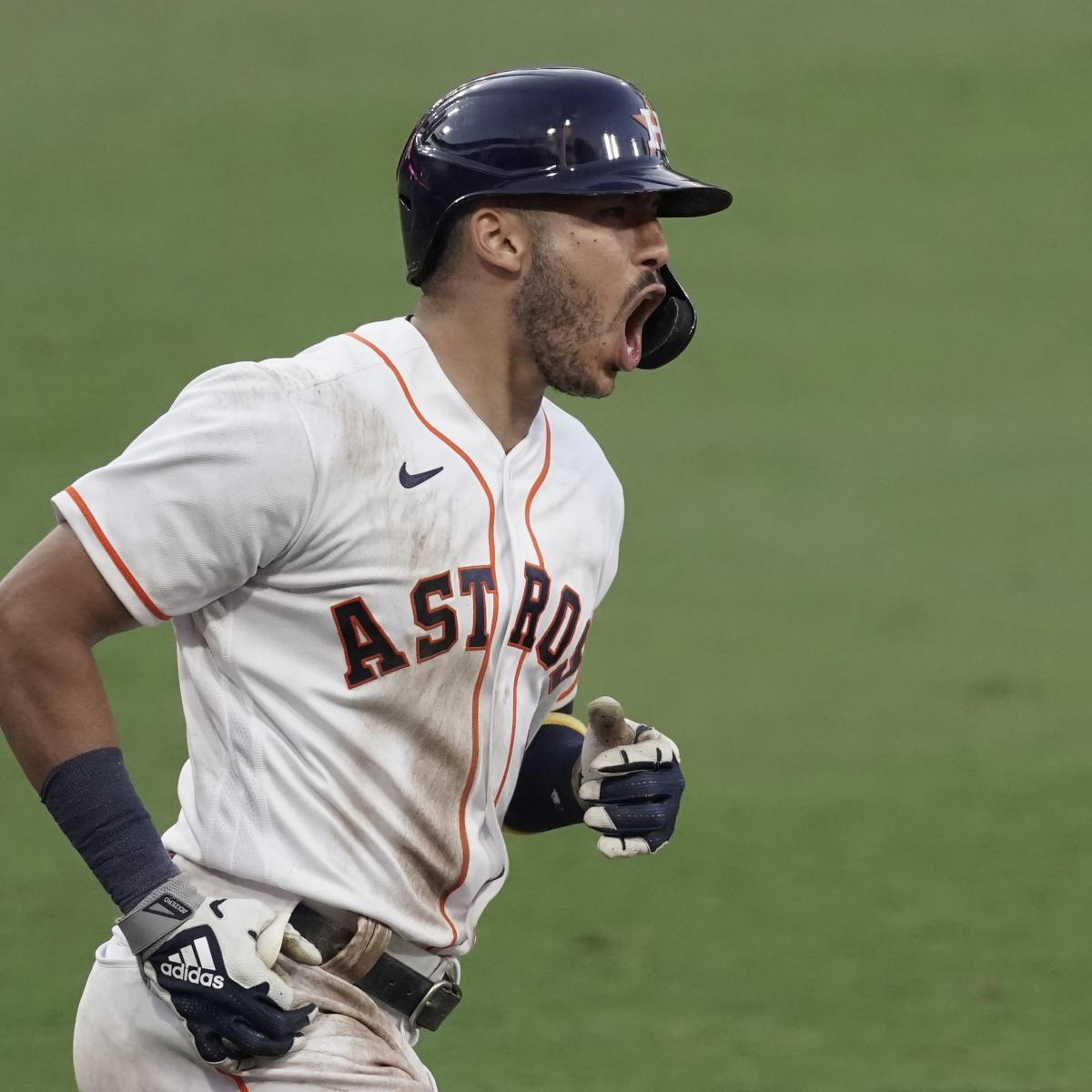 Carlos Correa Says He Wants to Complete Astros Contract Talks Before Opening Day thumbnail